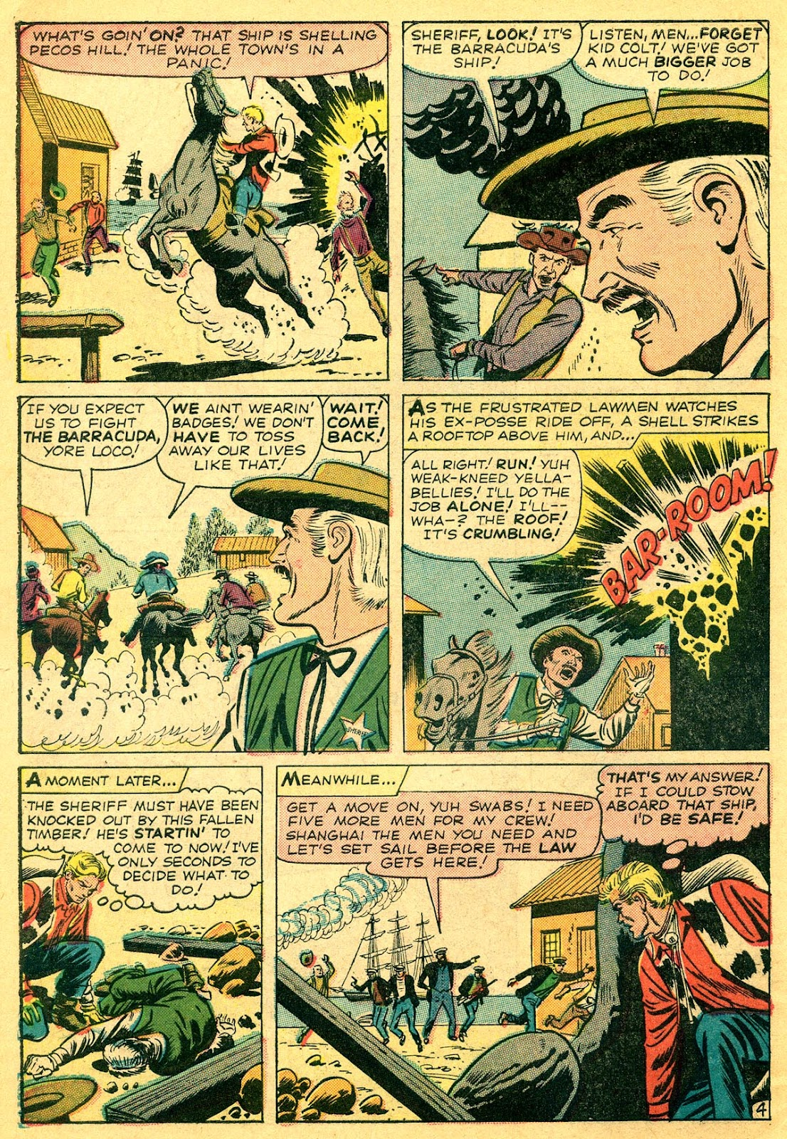 Kid Colt Outlaw issue 109 - Page 6