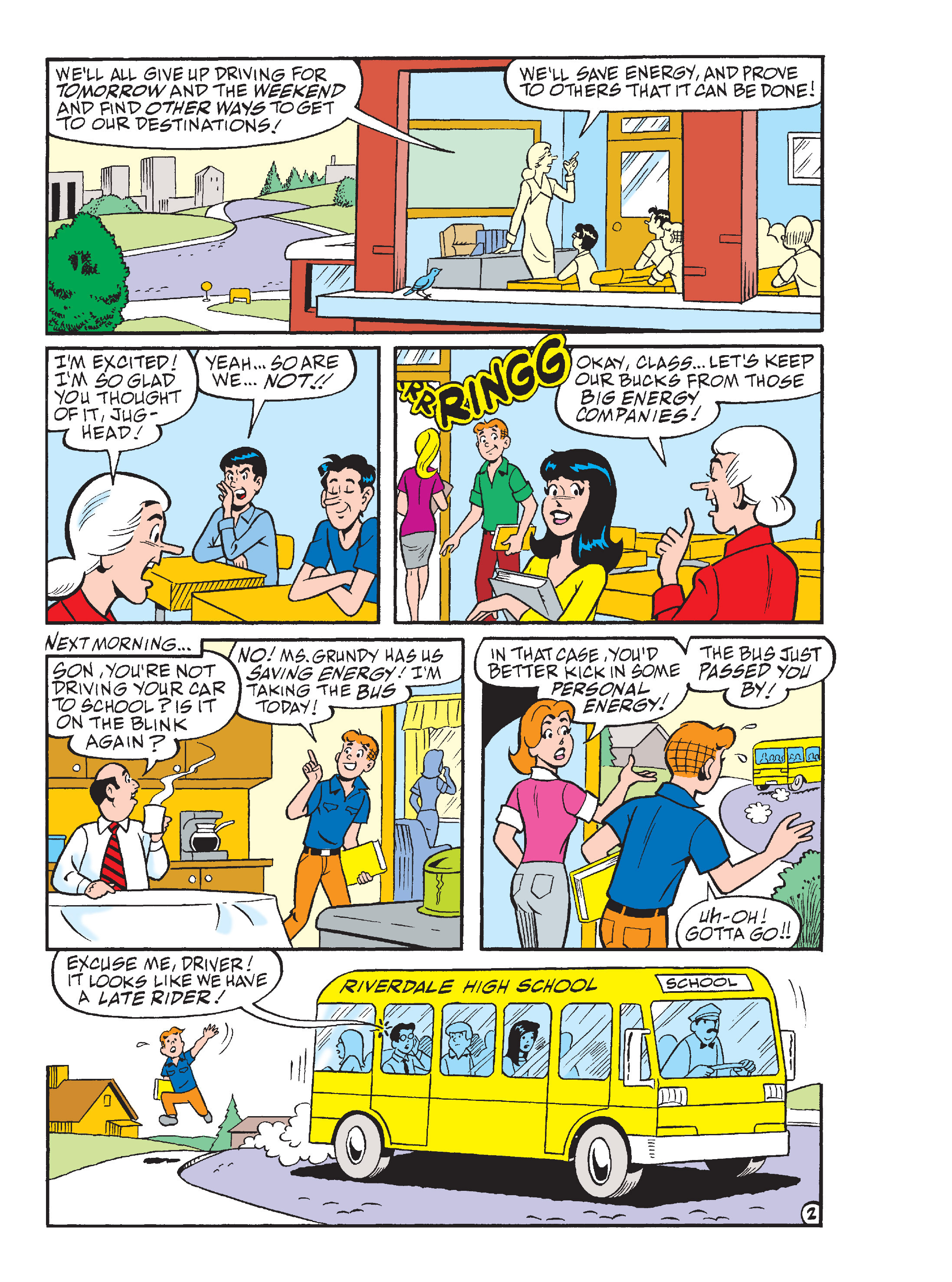 Read online Archie 1000 Page Comics Blowout! comic -  Issue # TPB (Part 3) - 83