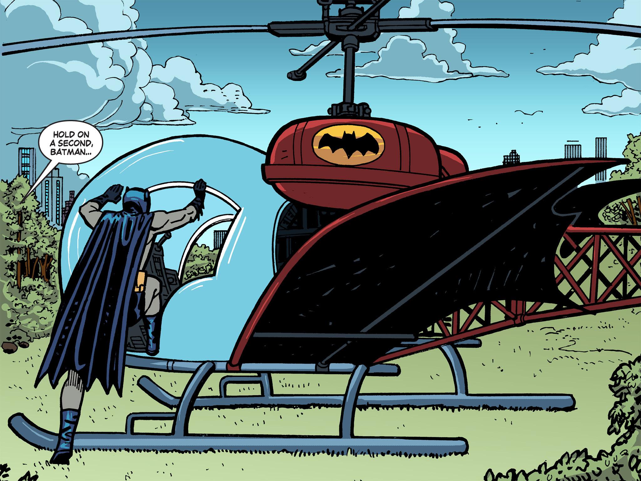 Read online Batman '66 Meets the Green Hornet [II] comic -  Issue #5 - 31