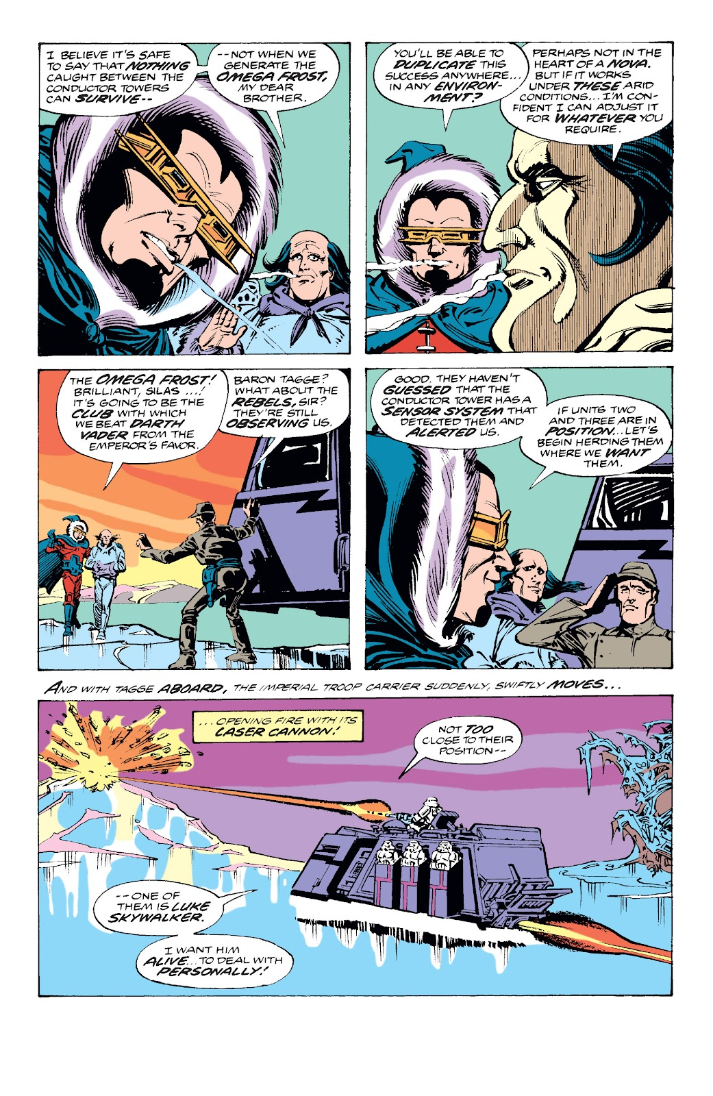 Read online Star Wars Legends: The Original Marvel Years - Epic Collection comic -  Issue # TPB 2 (Part 2) - 61