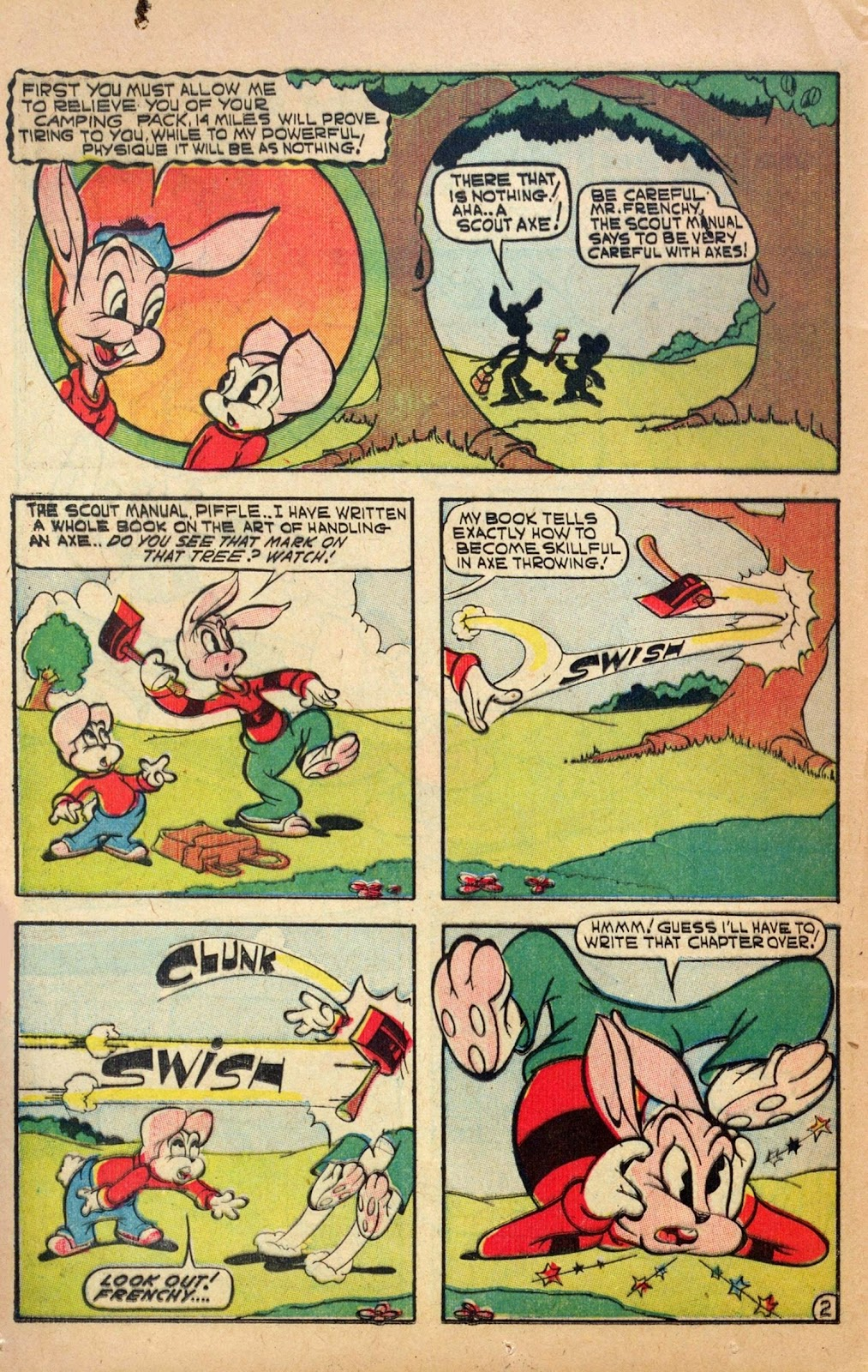 Terry-Toons Comics issue 21 - Page 18