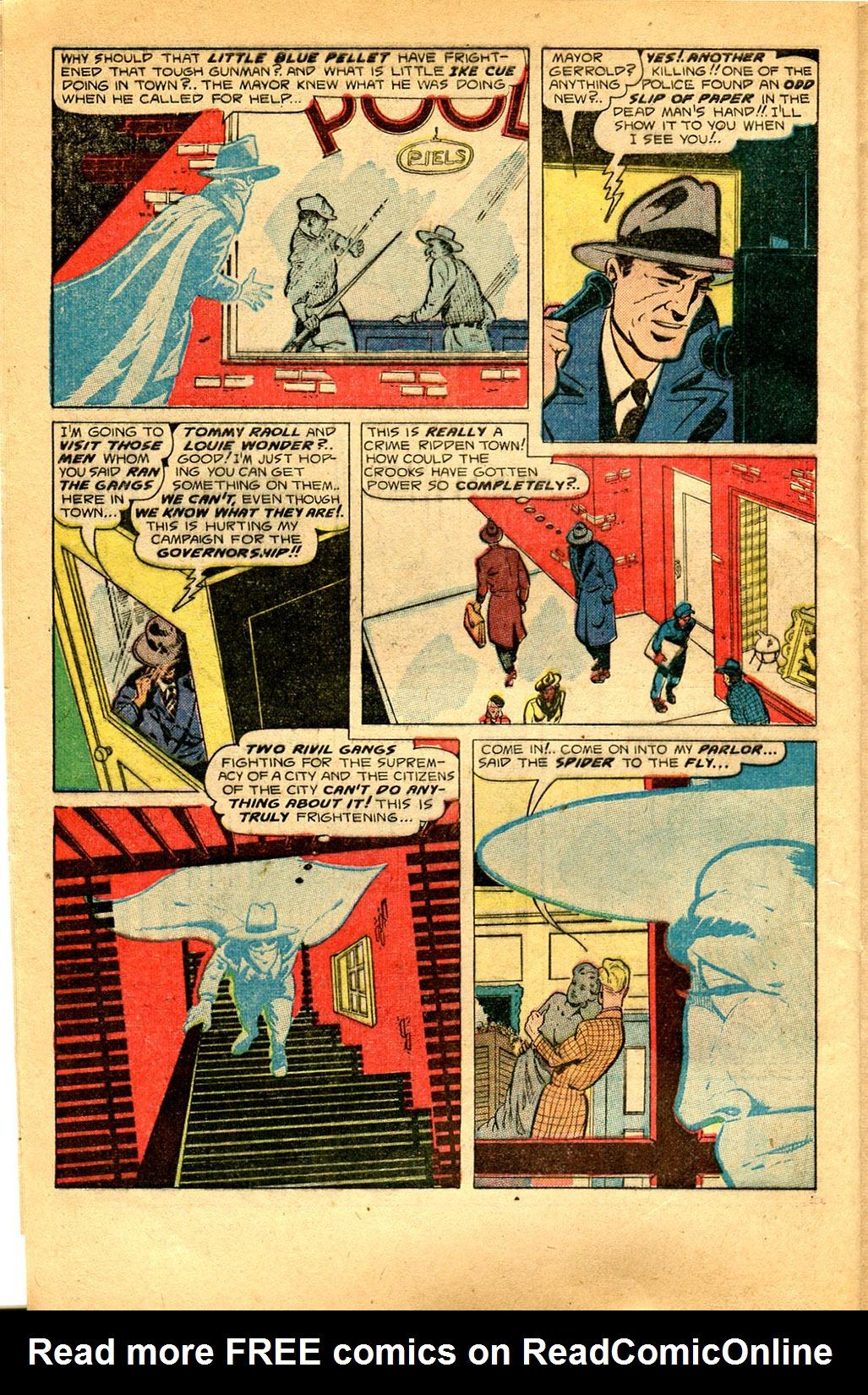 Read online Shadow Comics comic -  Issue #97 - 6