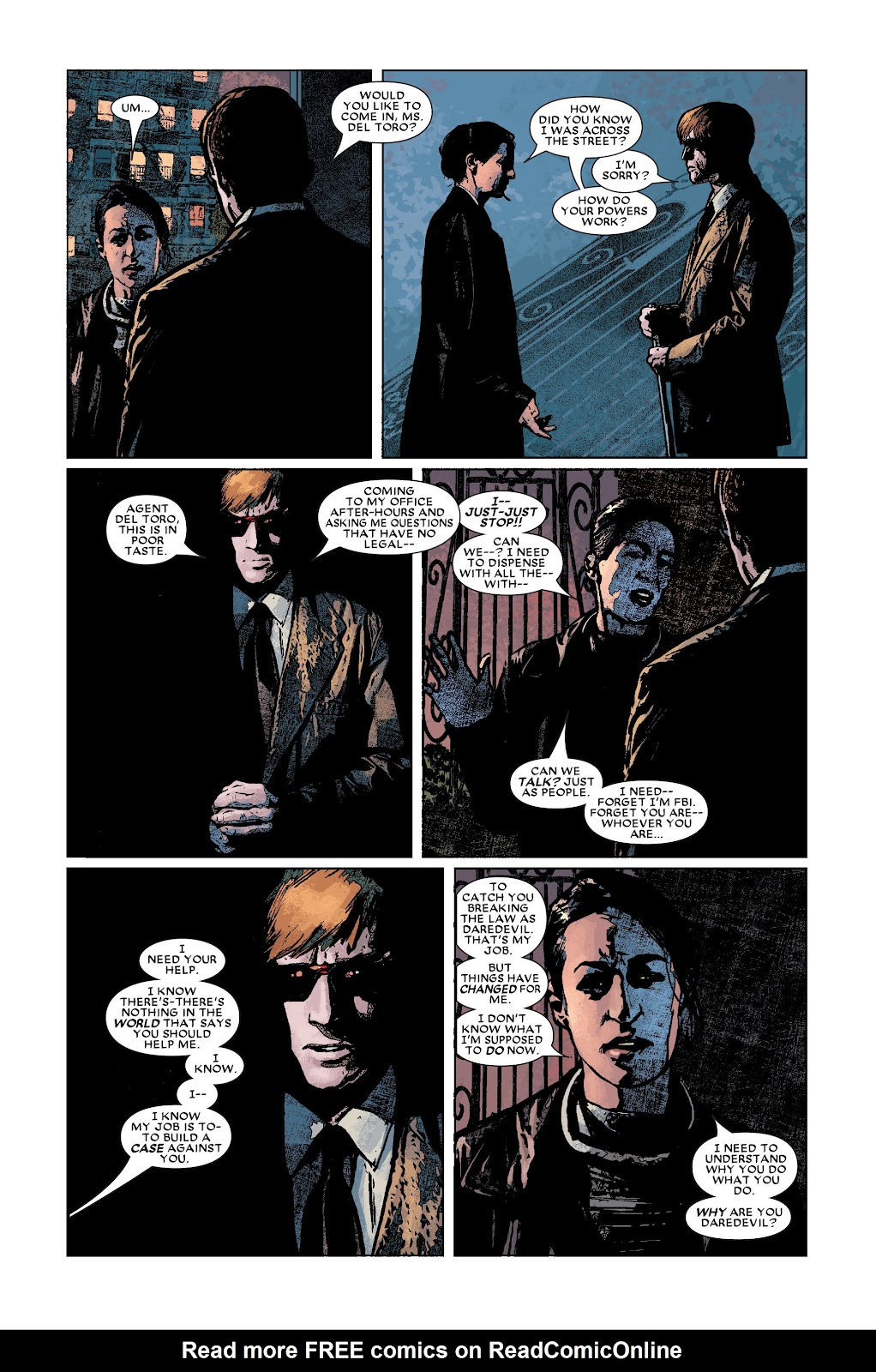 Read online Daredevil (1998) comic -  Issue # _Ultimate_Collection TPB 3 (Part 1) - 60
