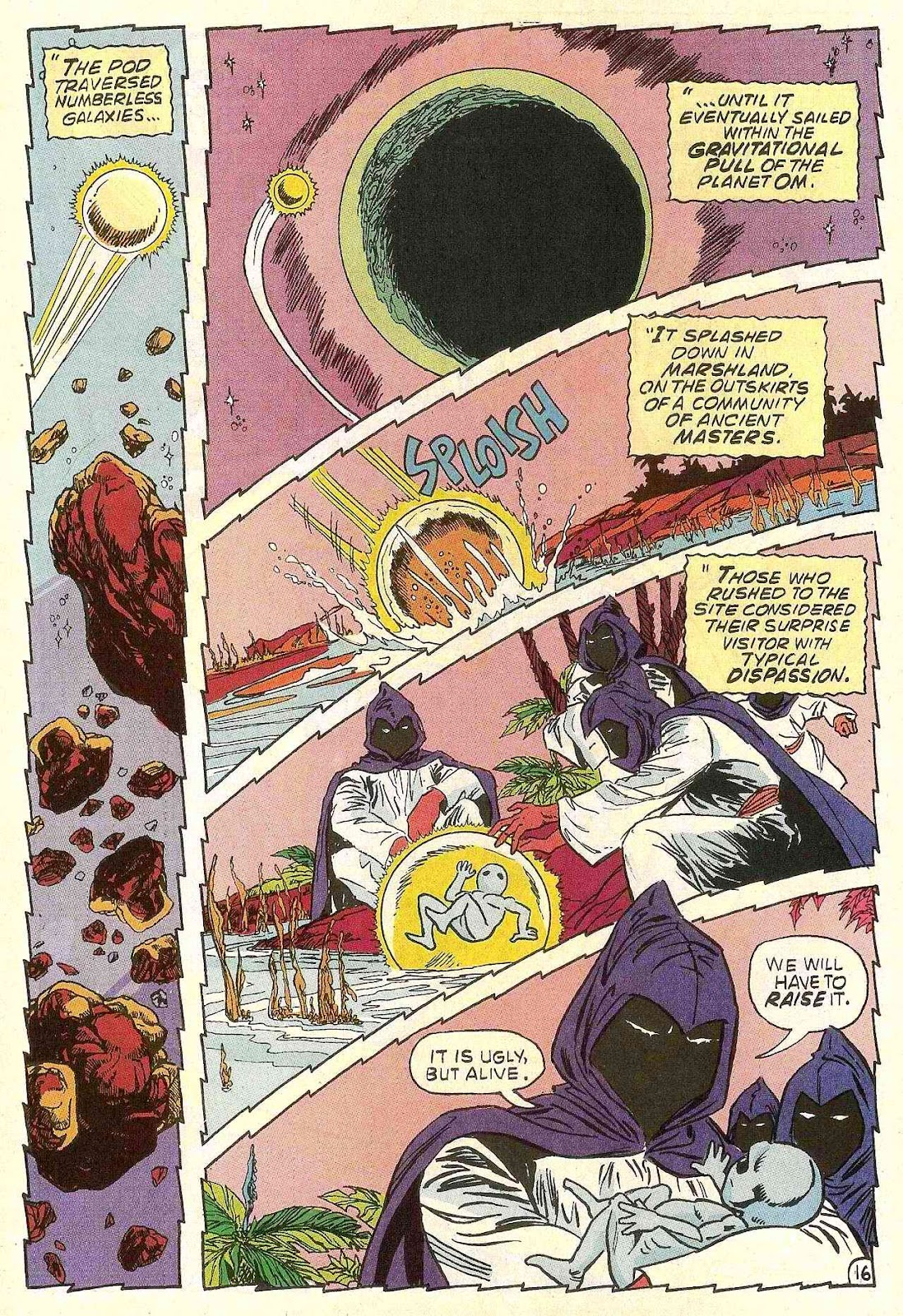 Read online Zen Intergalactic Ninja (1992) comic -  Issue #1 - 17