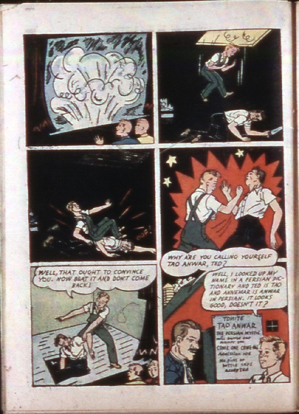 Read online Super-Magician Comics comic -  Issue #3 - 49