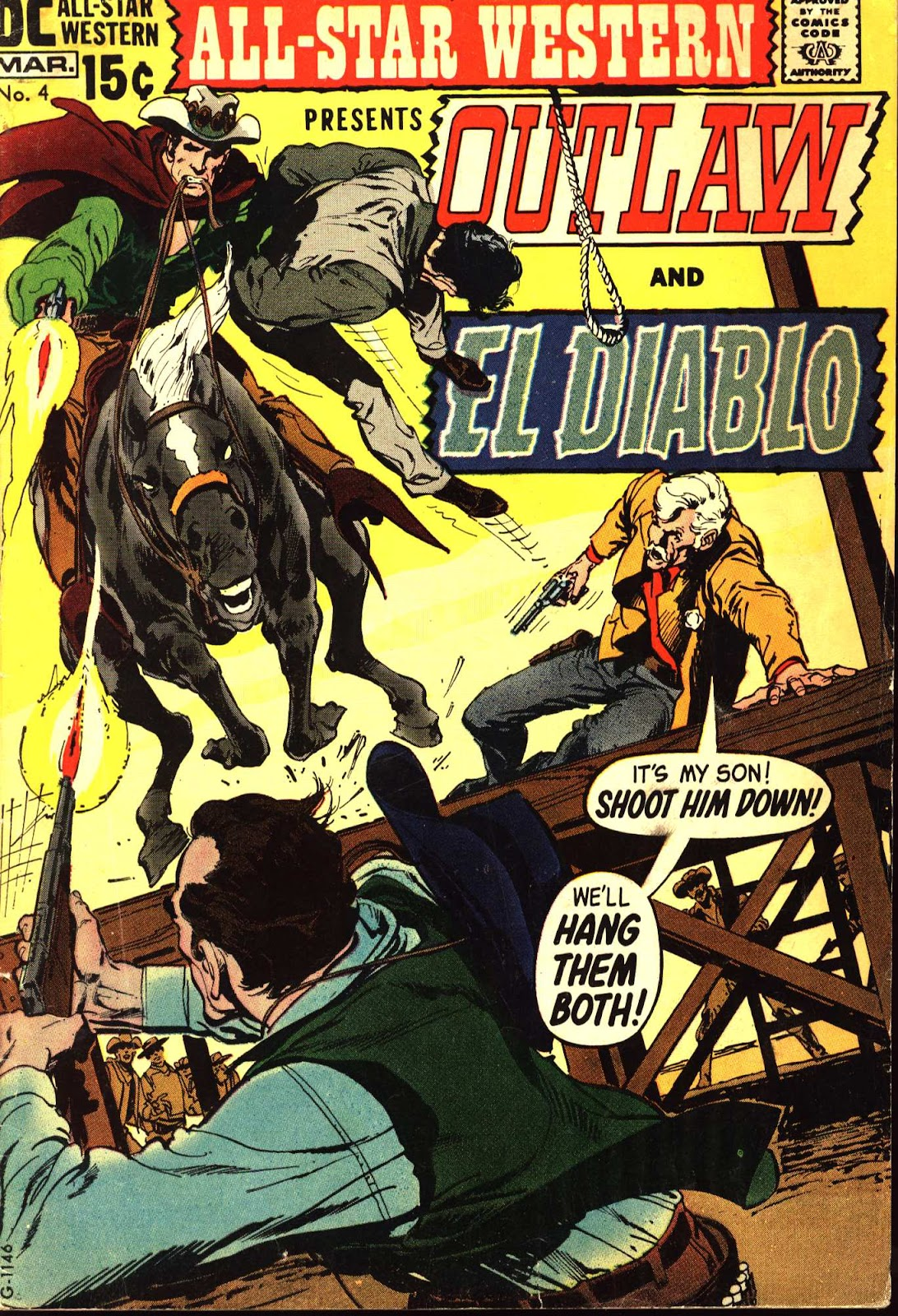 All-Star Western (1970) issue 4 - Page 1