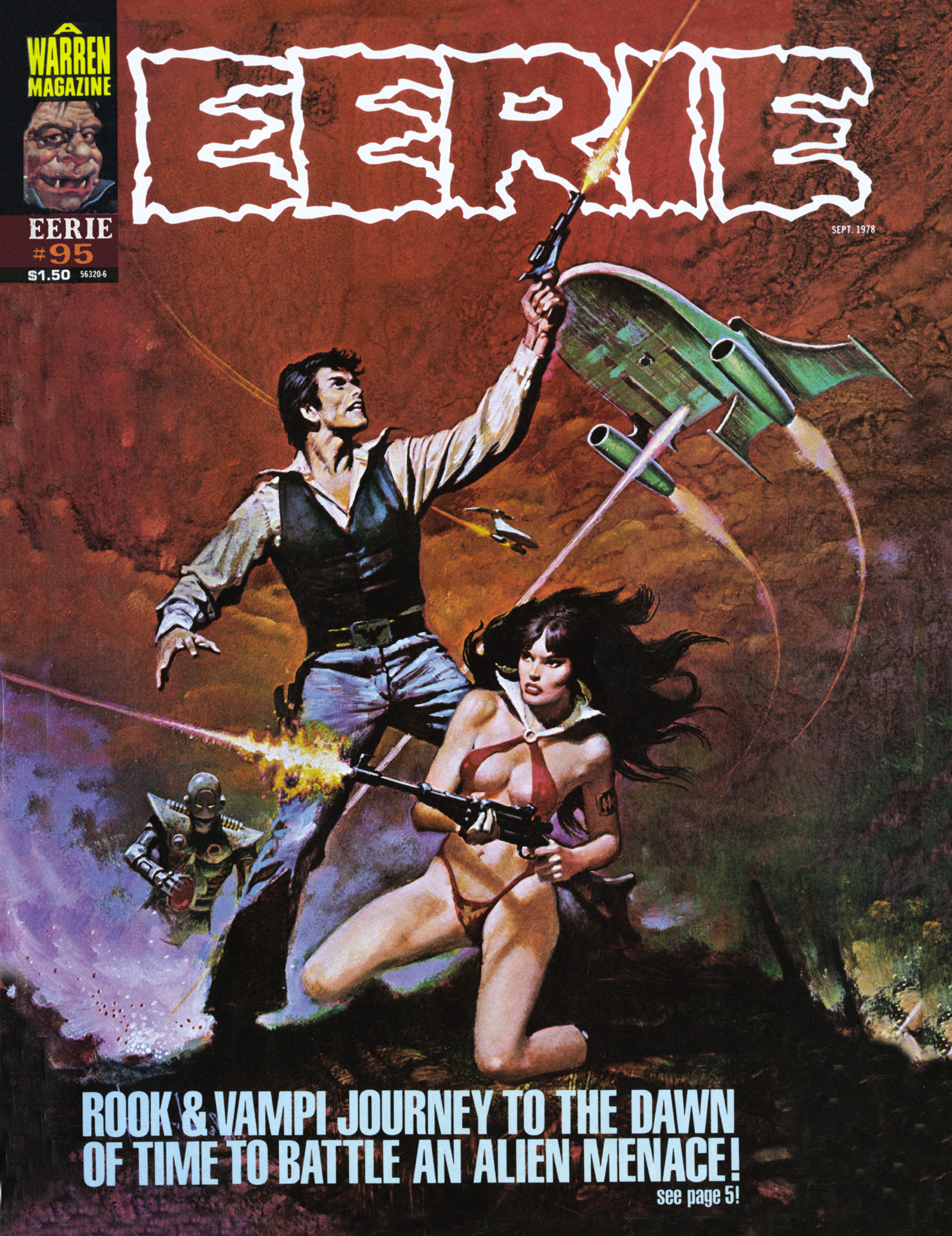 Read online Eerie Archives comic -  Issue # TPB 20 - 7