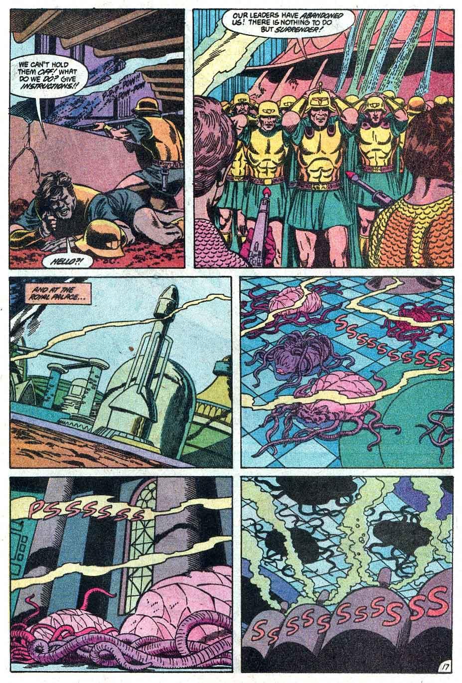 Read online Aquaman (1989) comic -  Issue #3 - 18