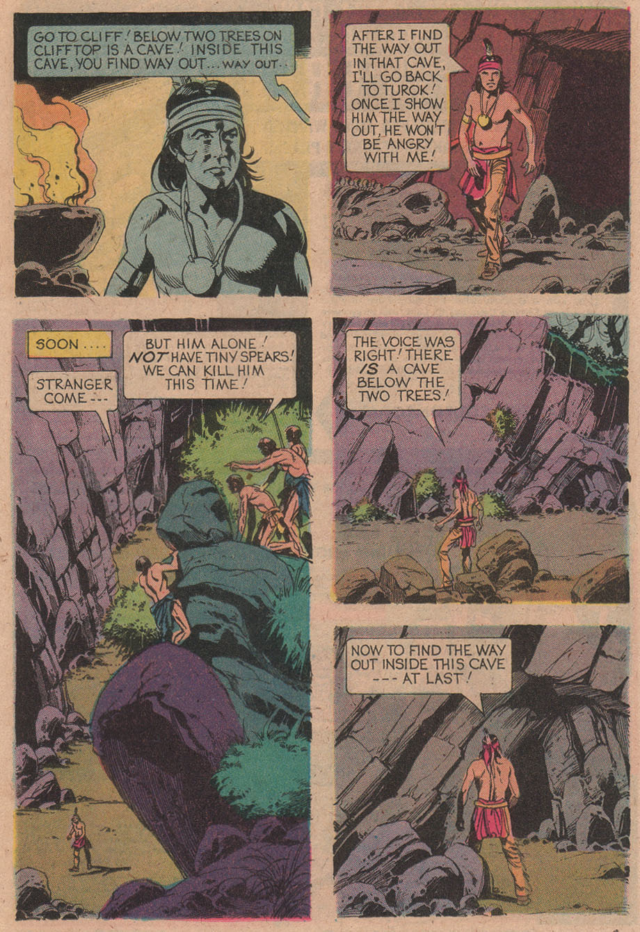 Read online Turok, Son of Stone comic -  Issue #91 - 13