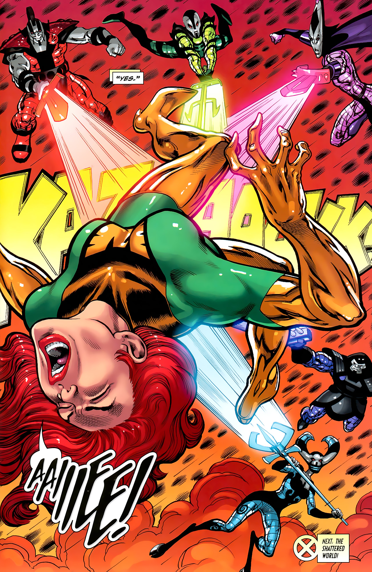 Read online Uncanny X-Men: First Class comic -  Issue #6 - 23