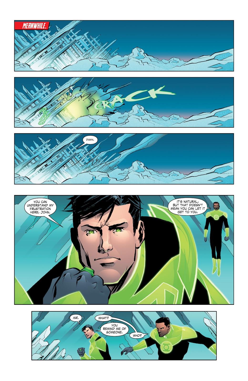 Read online Smallville Season 11 [II] comic -  Issue # TPB 7 - 40