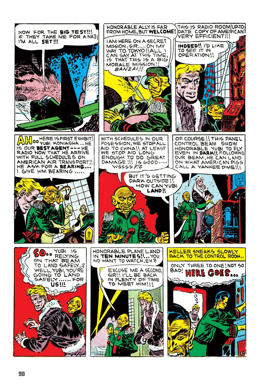Read online The Joe Kubert Archives comic -  Issue # TPB (Part 2) - 1