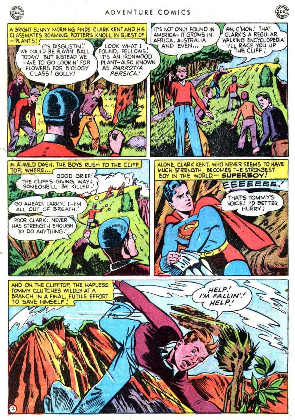 Read online Adventure Comics (1938) comic -  Issue #137 - 4