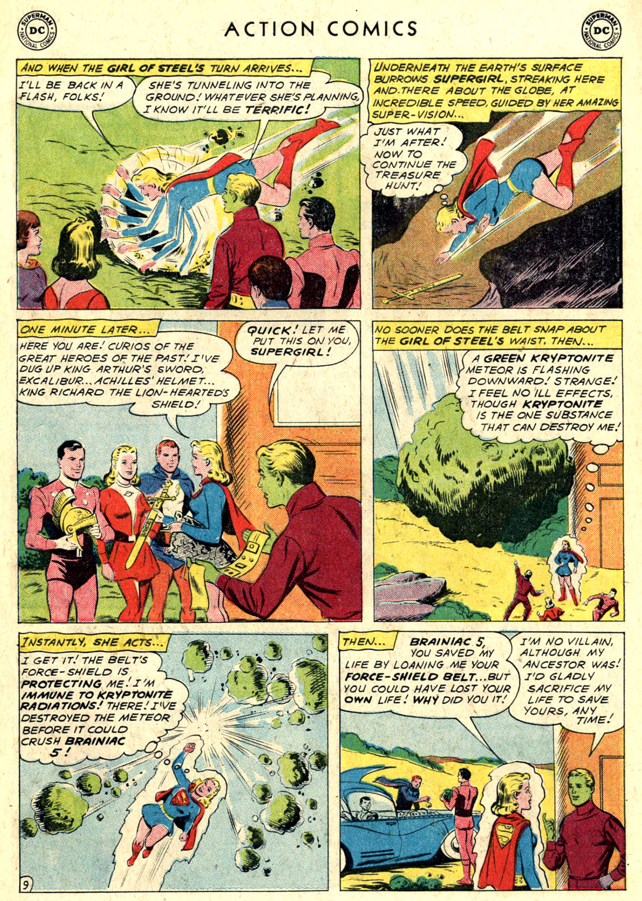 Action Comics (1938) 276 Page 27