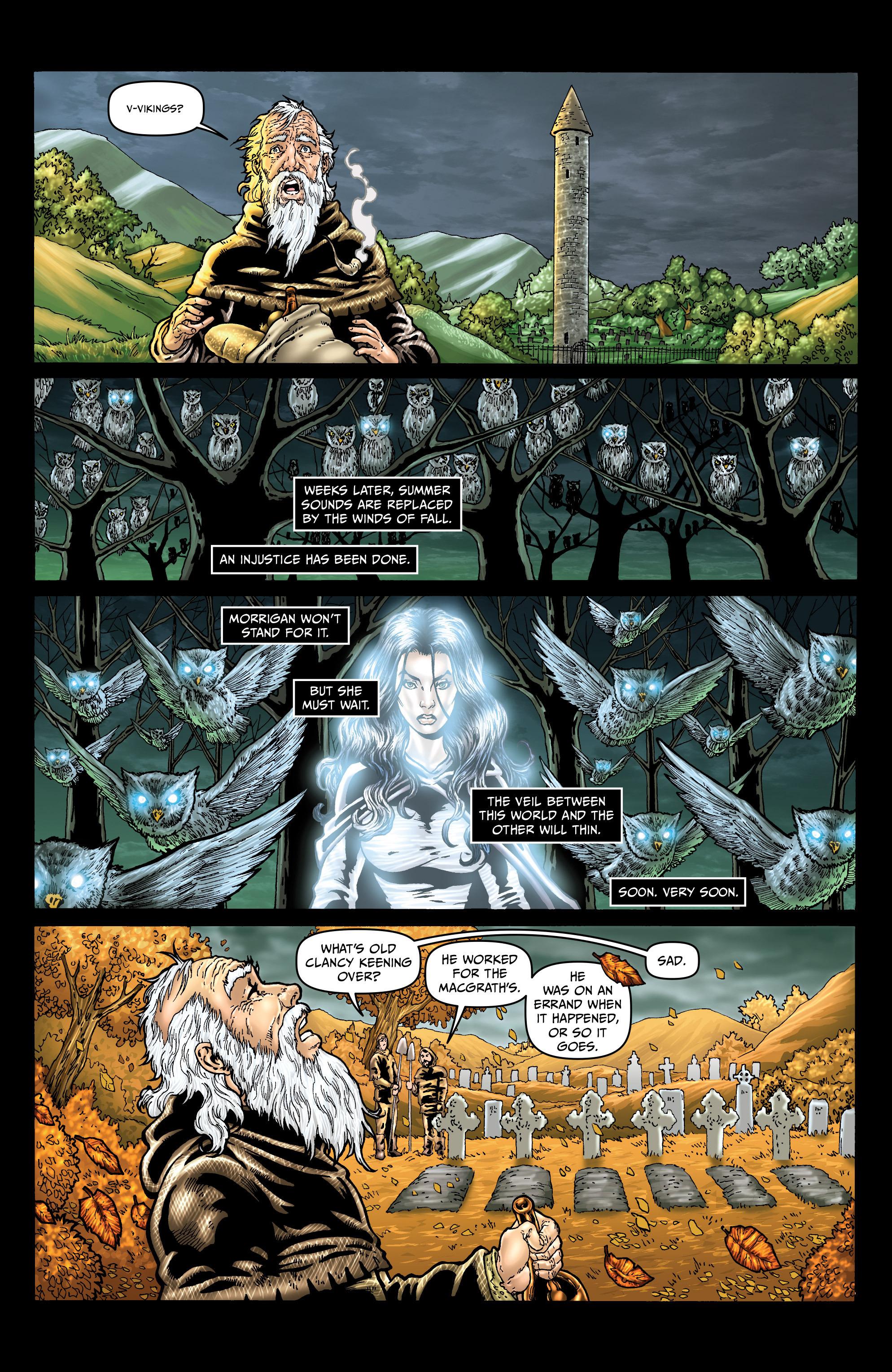 Read online Belladonna: Origins comic -  Issue #1 - 4