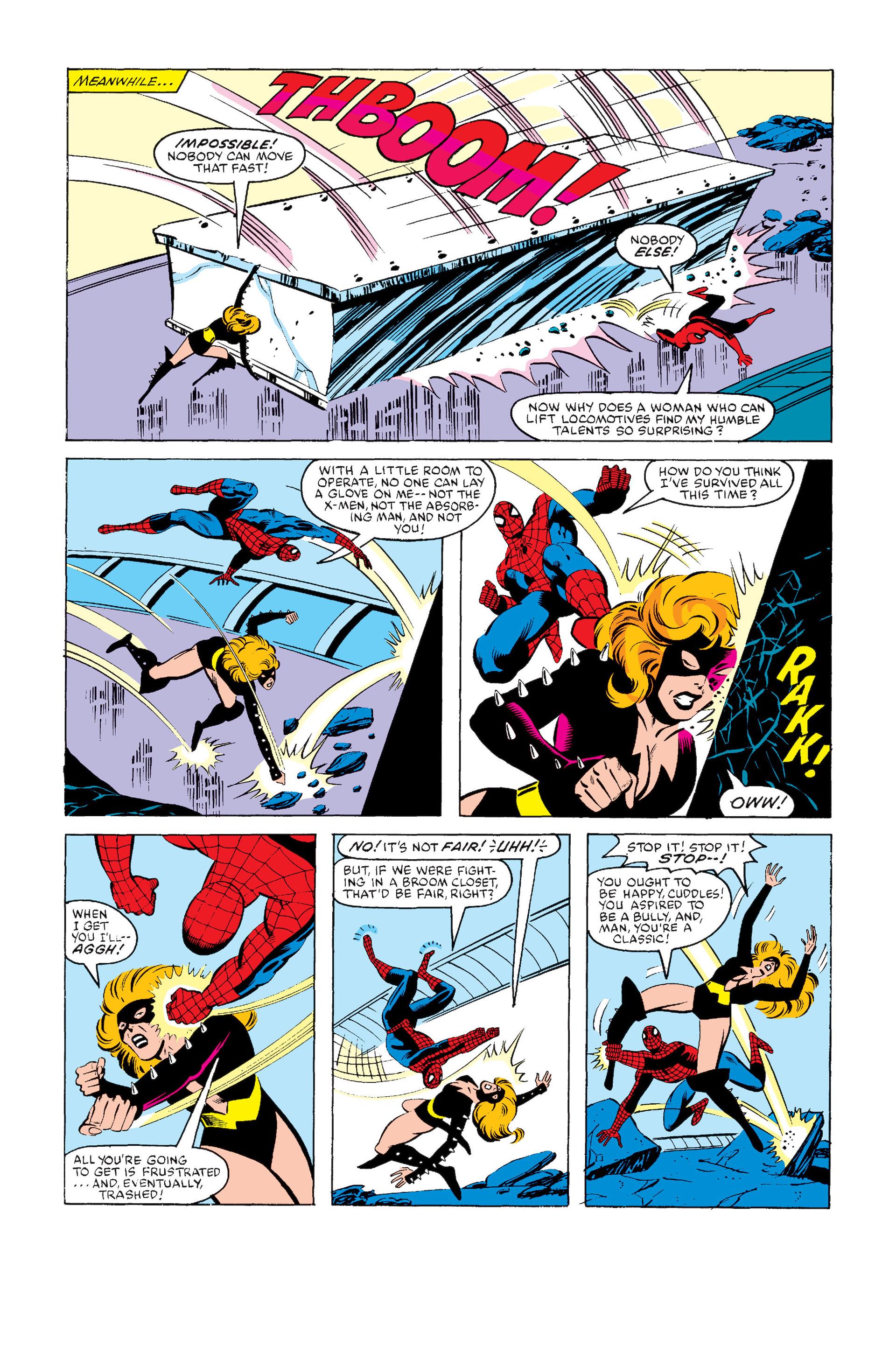 Read online Secret Wars (1985) comic -  Issue #8 - 16
