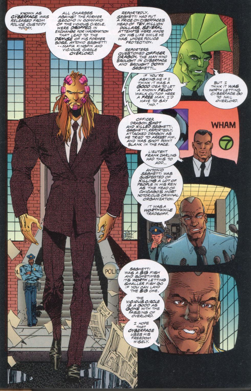 The Savage Dragon (1993) Issue #22 #25 - English 4