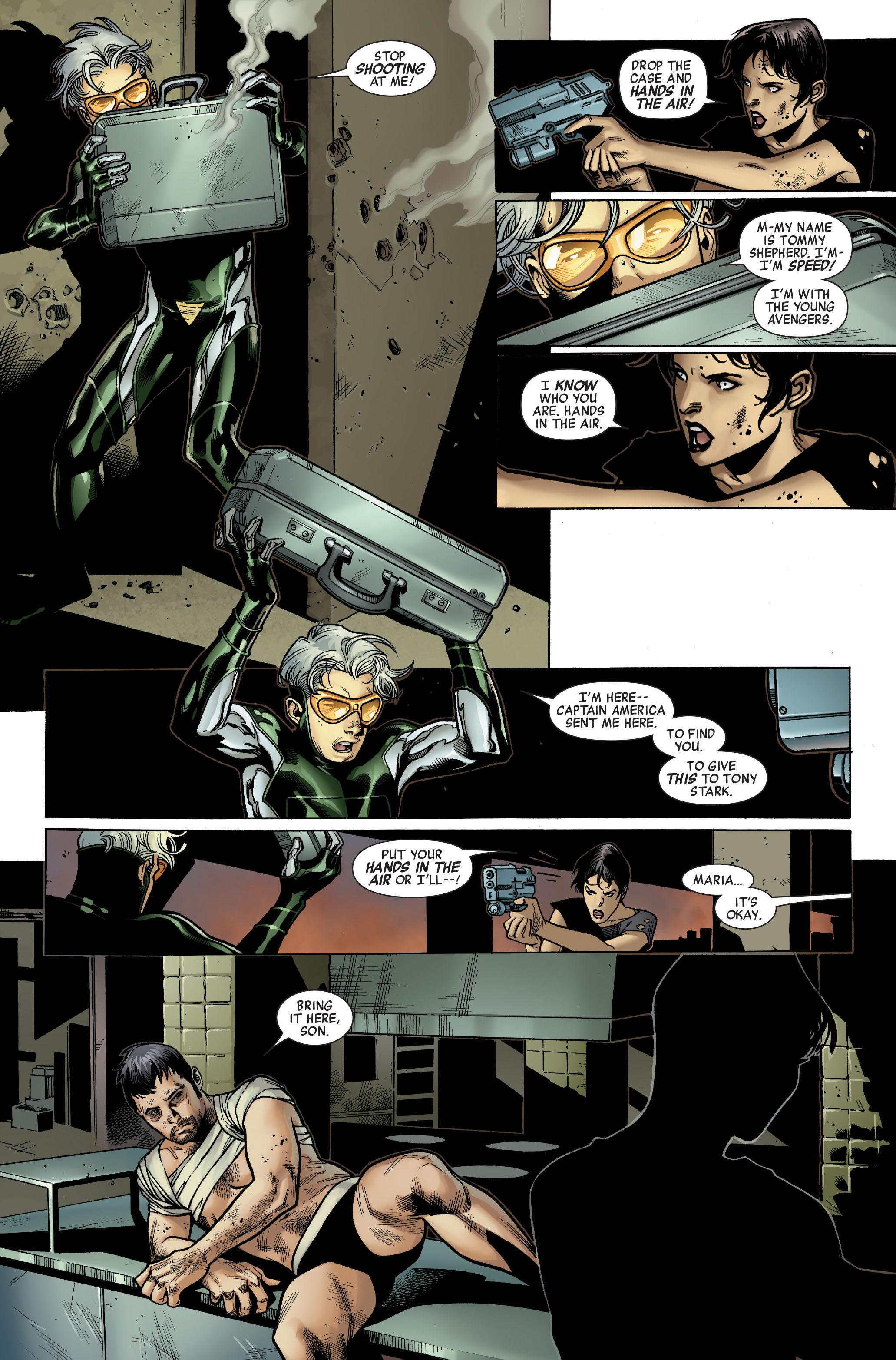 Read online Siege (2010) comic -  Issue #3 - 11