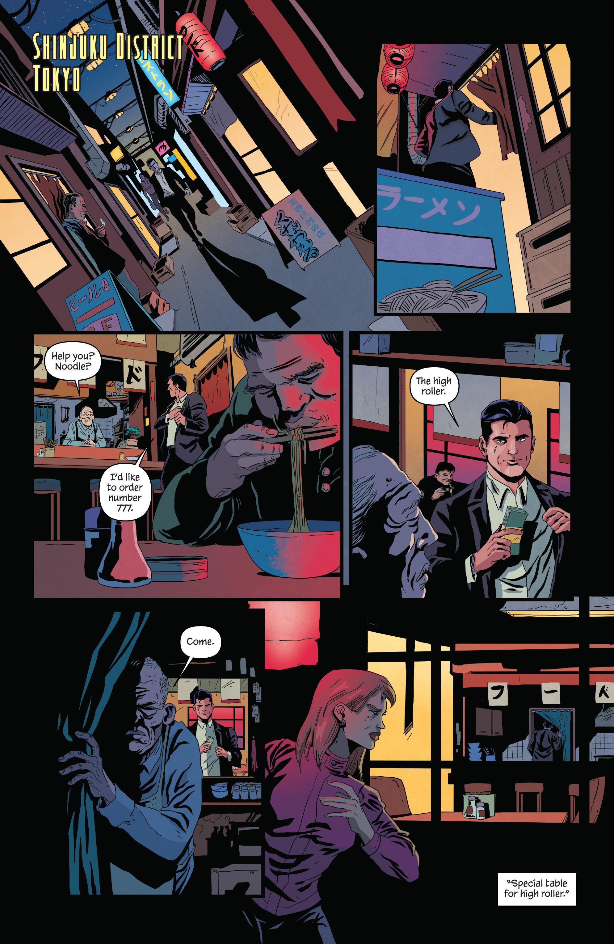 Read online James Bond (2017) comic -  Issue #2 - 3