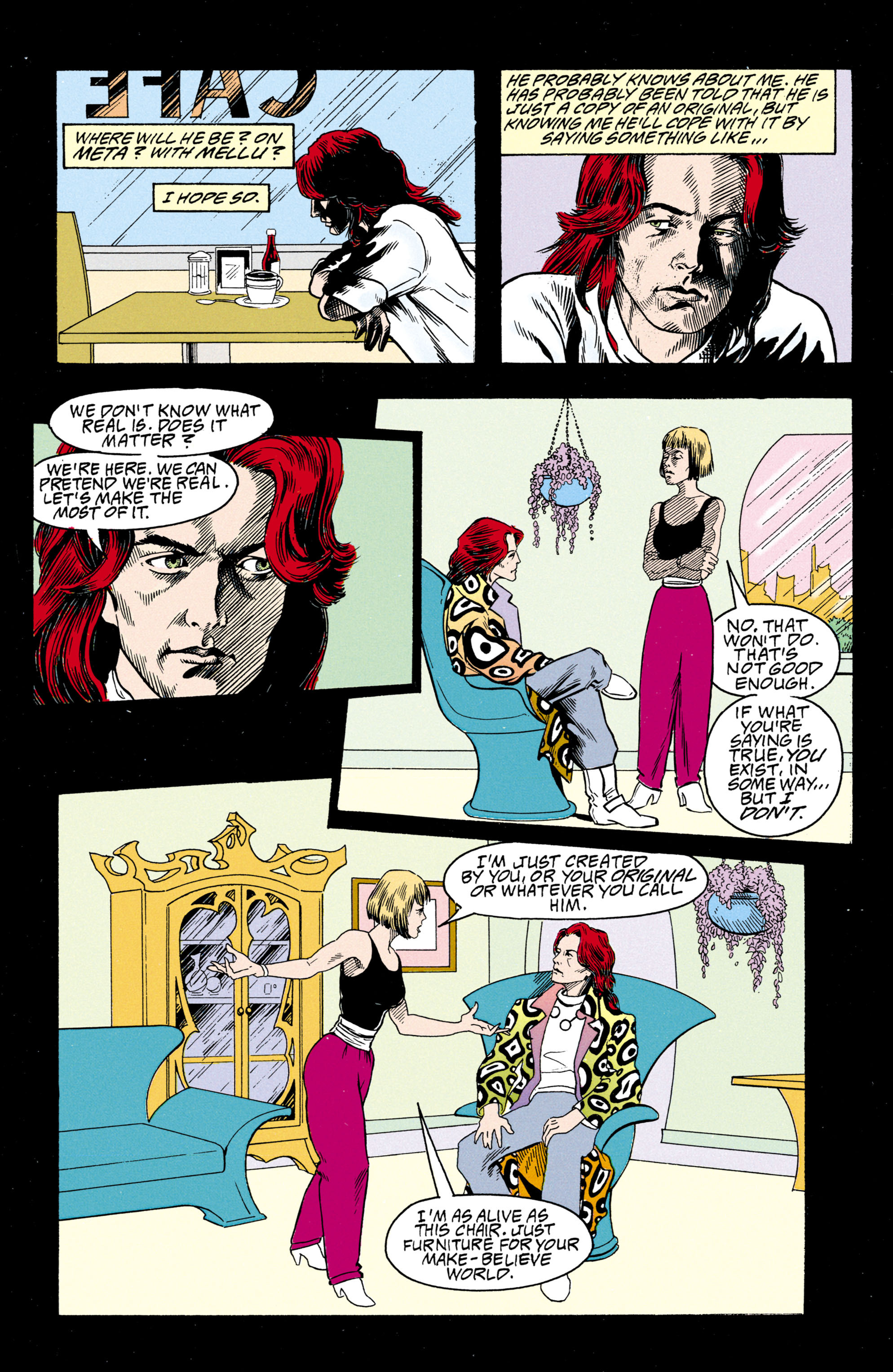 Read online Shade, the Changing Man comic -  Issue #30 - 19