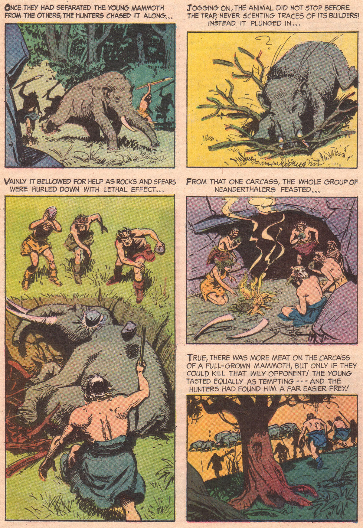 Read online Turok, Son of Stone comic -  Issue #56 - 24