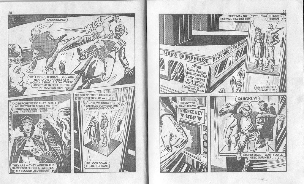 Starblazer issue 194 - Page 15