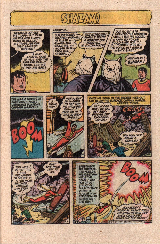 Read online Shazam! (1973) comic -  Issue #21 - 16