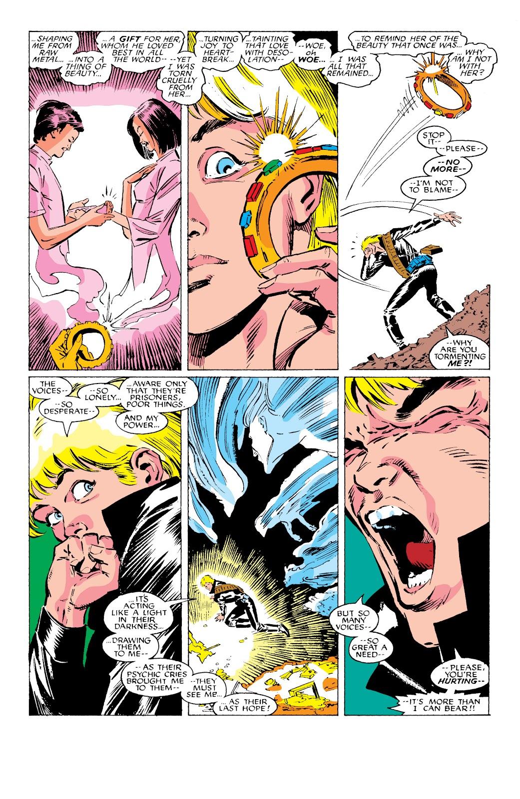 Uncanny X-Men (1963) issue 230 - Page 8