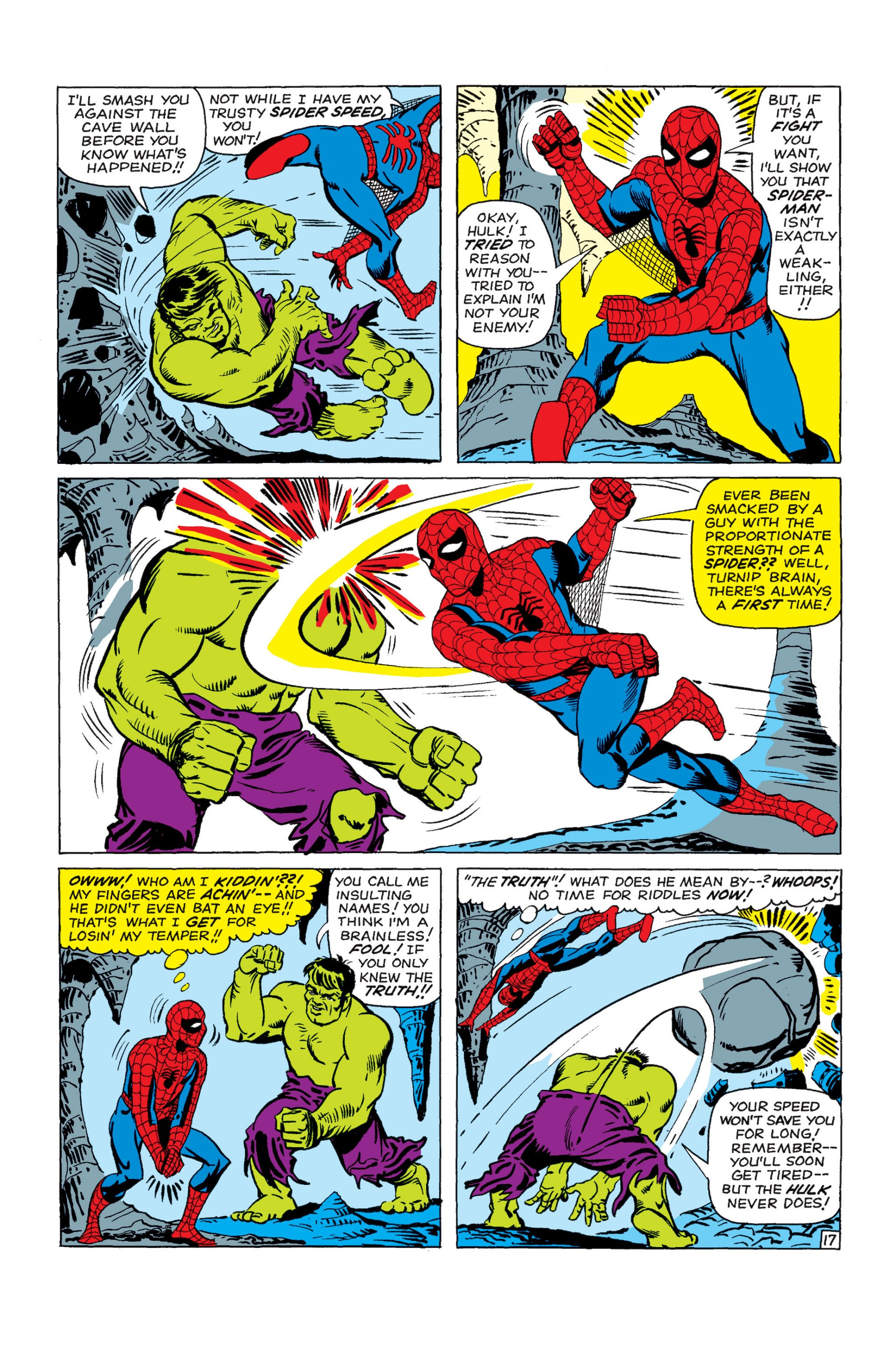 The Amazing Spider-Man (1963) 14 Page 17