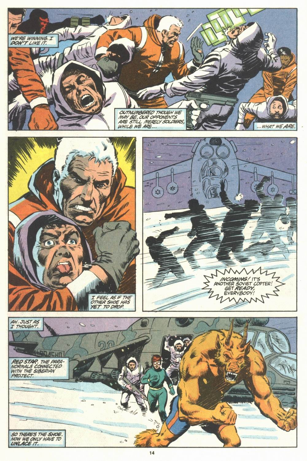 Read online Justice (1986) comic -  Issue #29 - 15