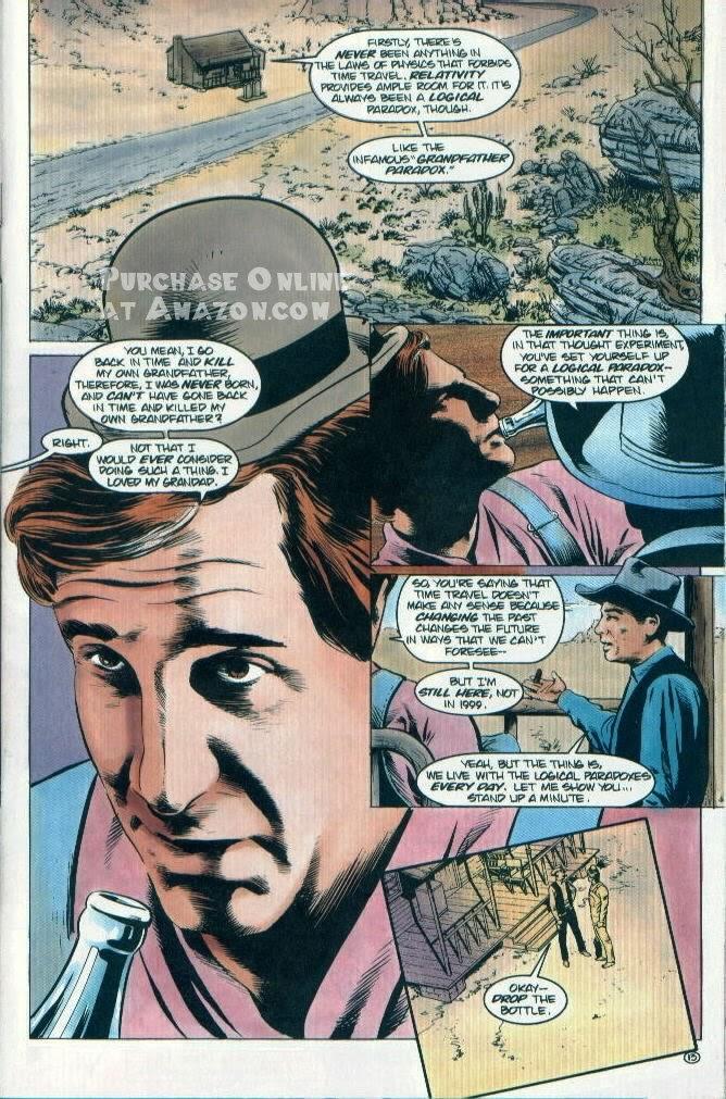 Read online Quantum Leap comic -  Issue #12 - 14