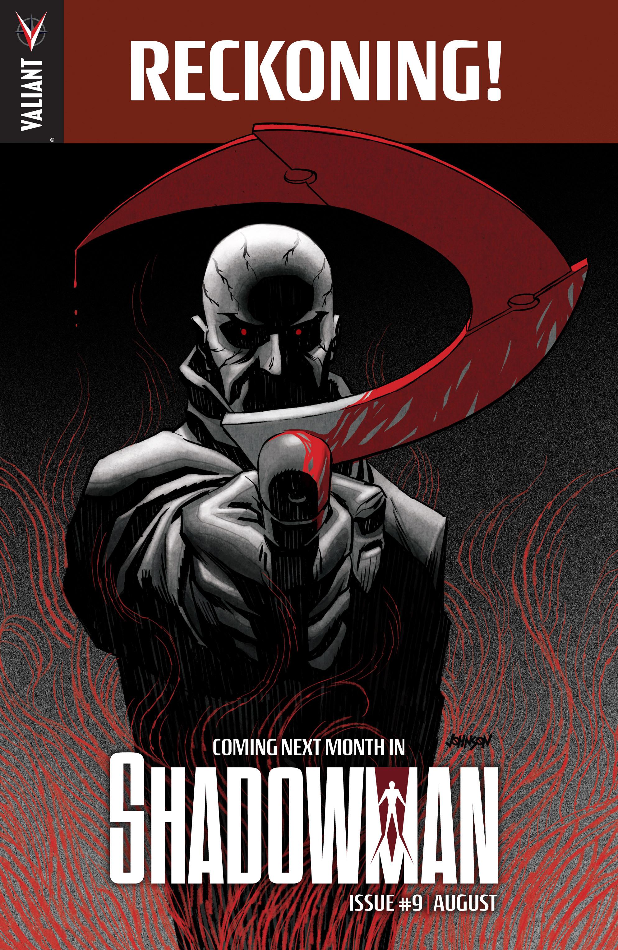 Read online Shadowman (2012) comic -  Issue #8 - 25