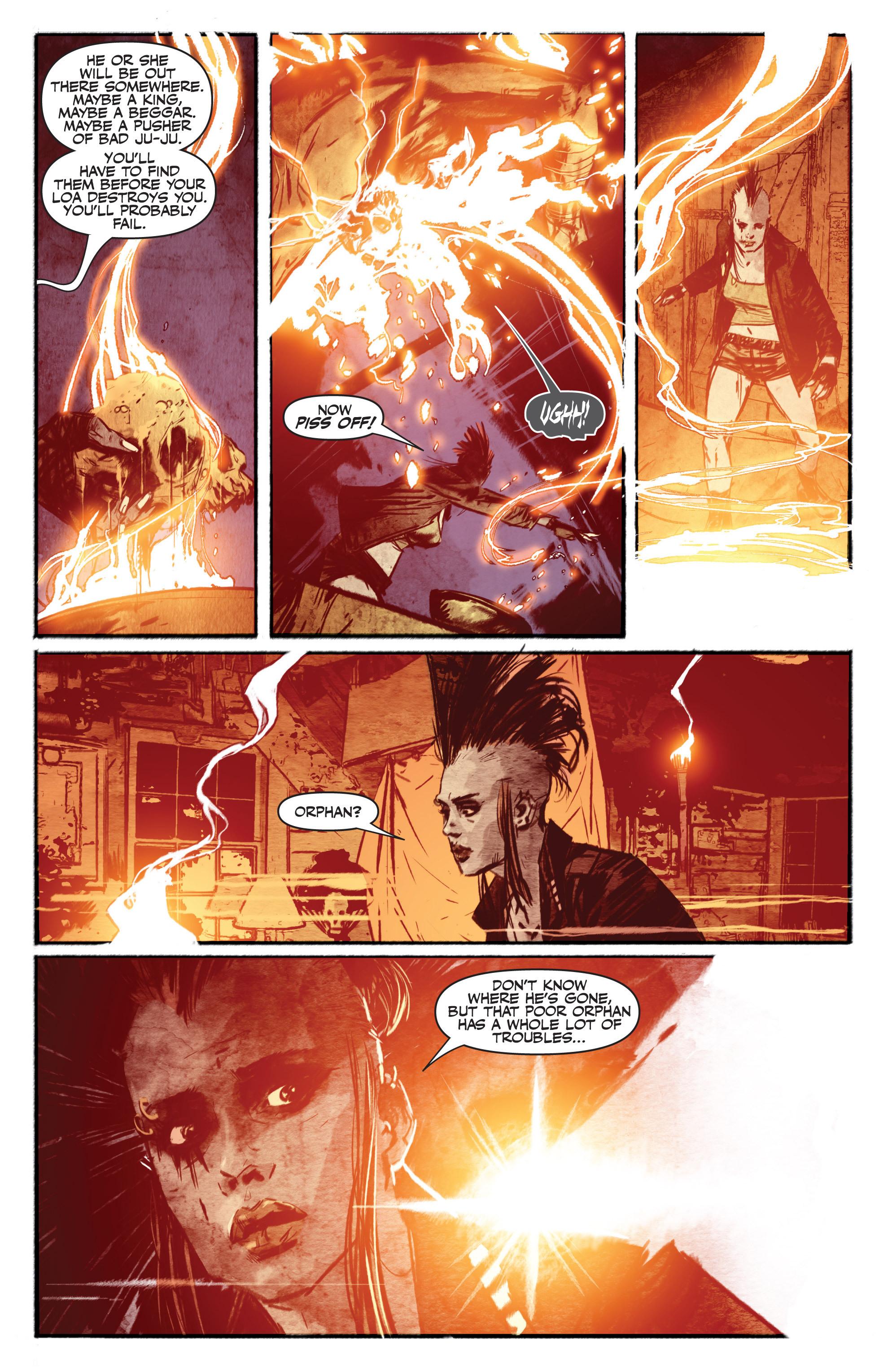 Read online Shadowman (2012) comic -  Issue #13 - 23