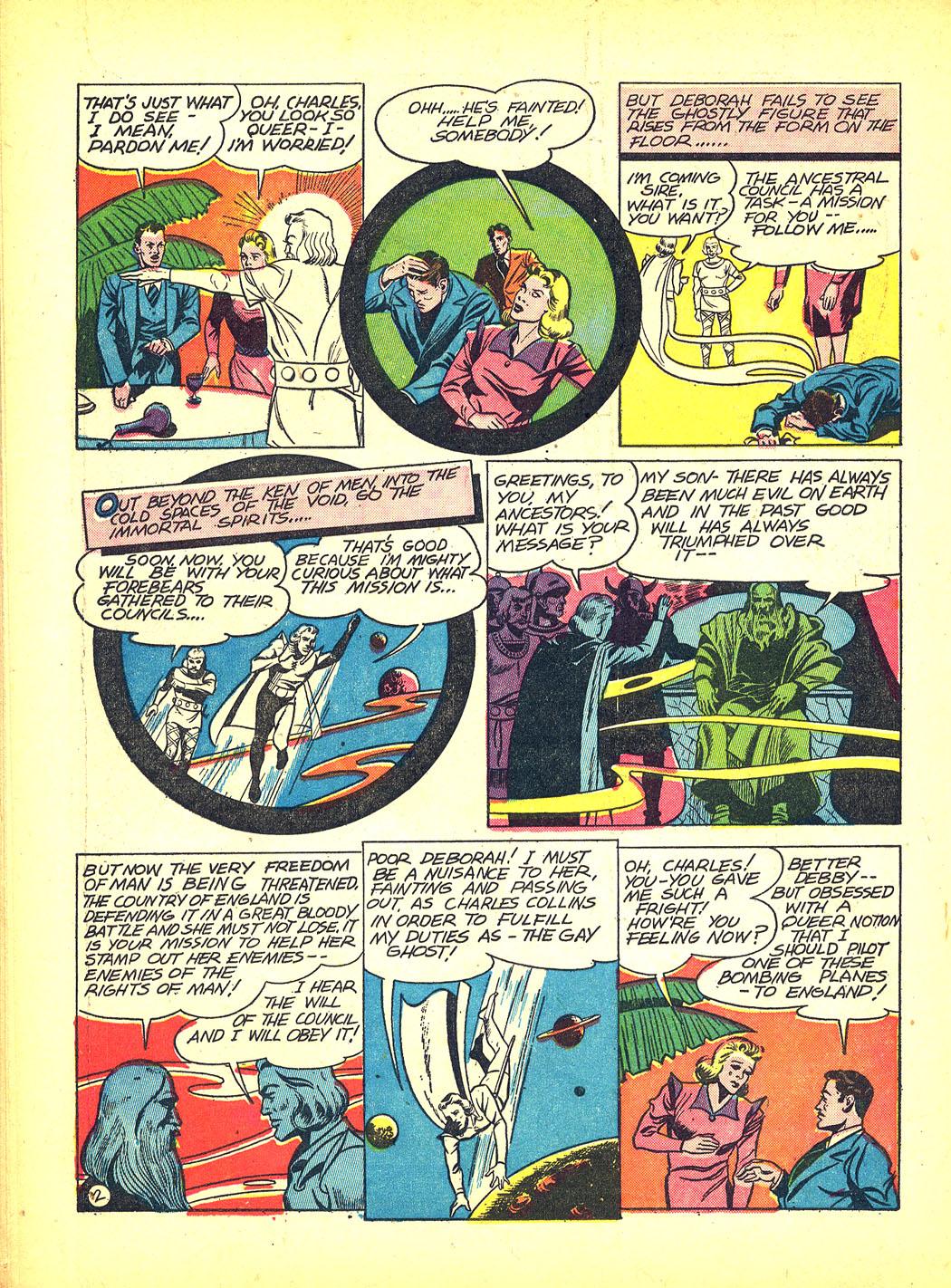 Read online Sensation (Mystery) Comics comic -  Issue #4 - 34