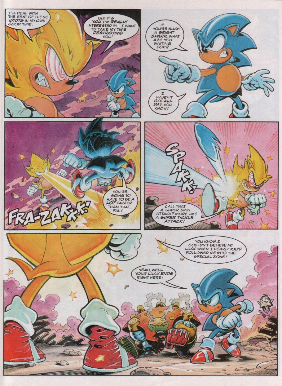 Read online Sonic the Comic comic -  Issue #85 - 8