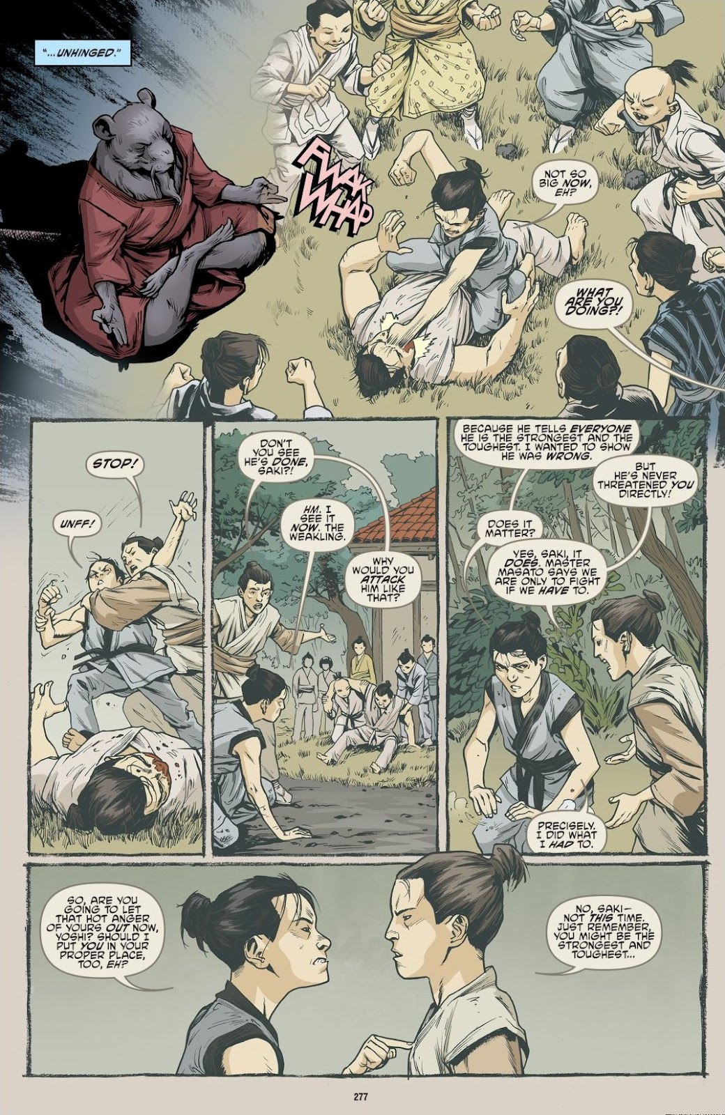 Read online Teenage Mutant Ninja Turtles: The IDW Collection comic -  Issue # TPB 6 (Part 3) - 68