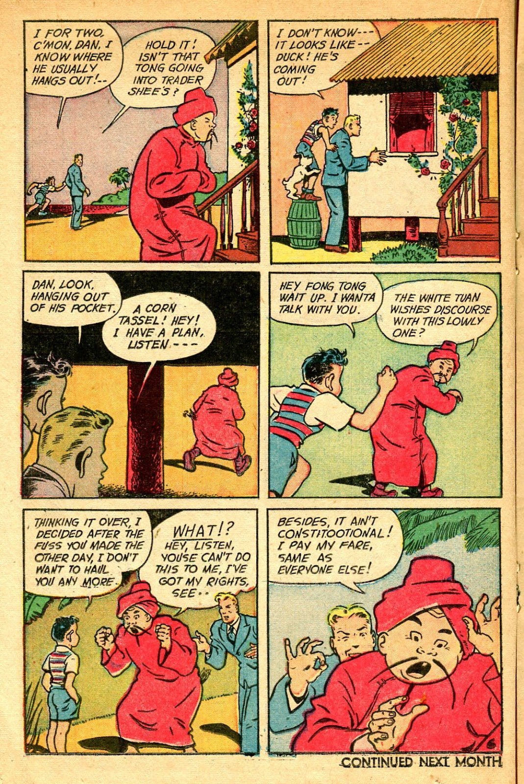 Read online Famous Funnies comic -  Issue #178 - 24