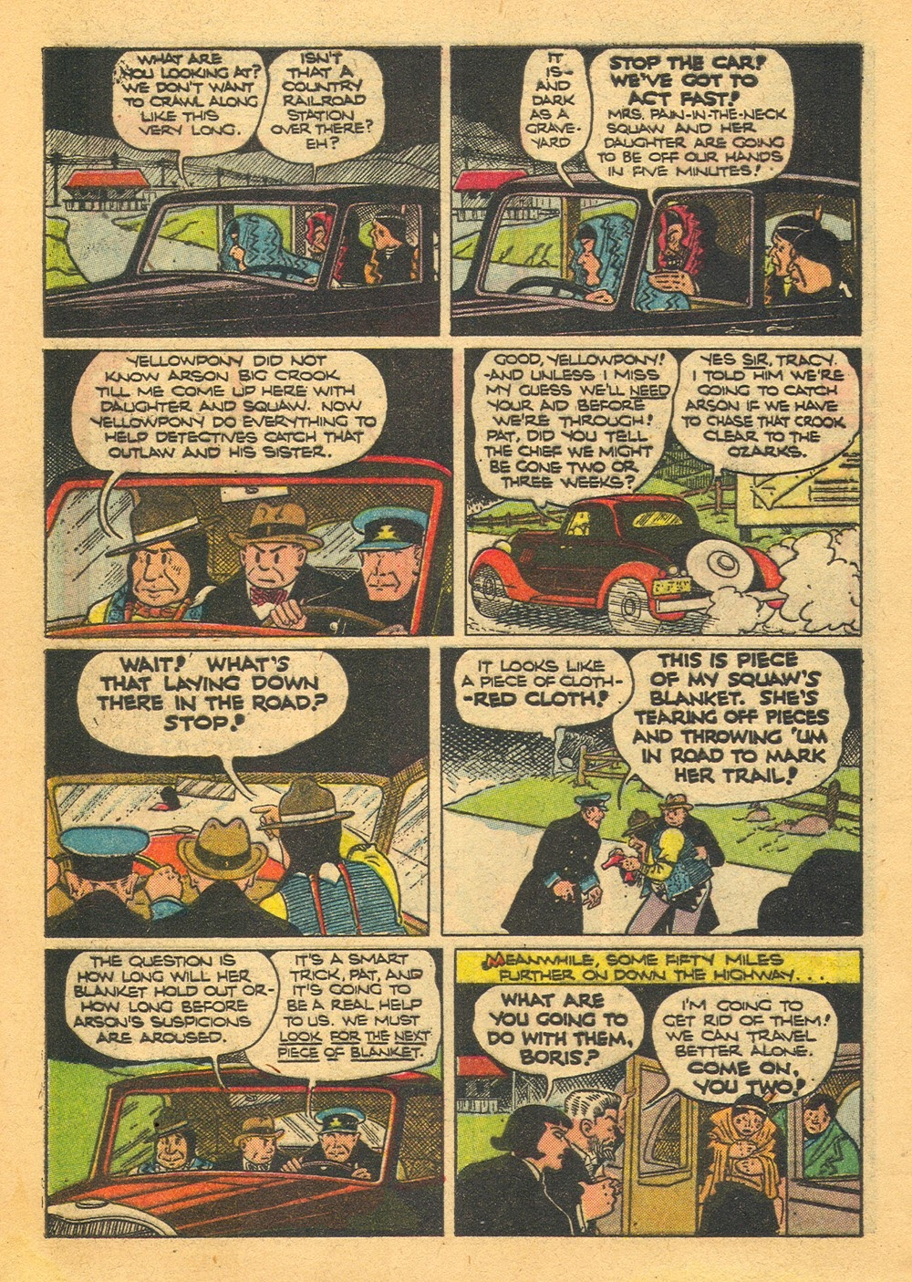 Dick Tracy Monthly issue 10 - Page 8