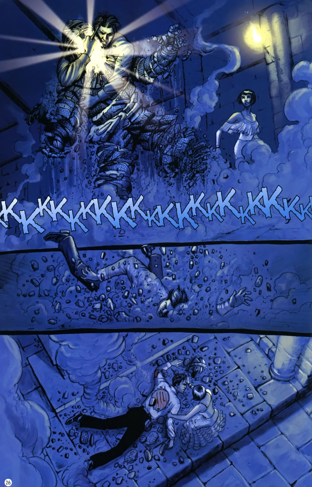 Read online Rex Mundi comic -  Issue #17 - 30