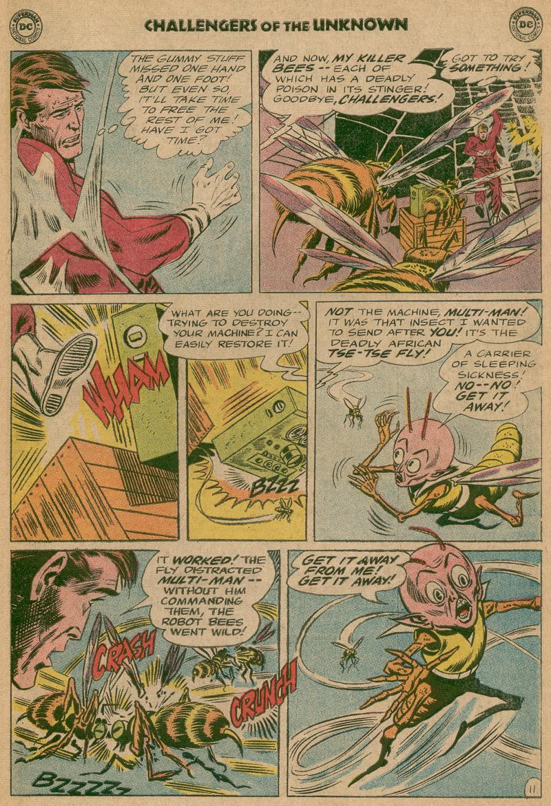 Challengers of the Unknown (1958) issue 40 - Page 28