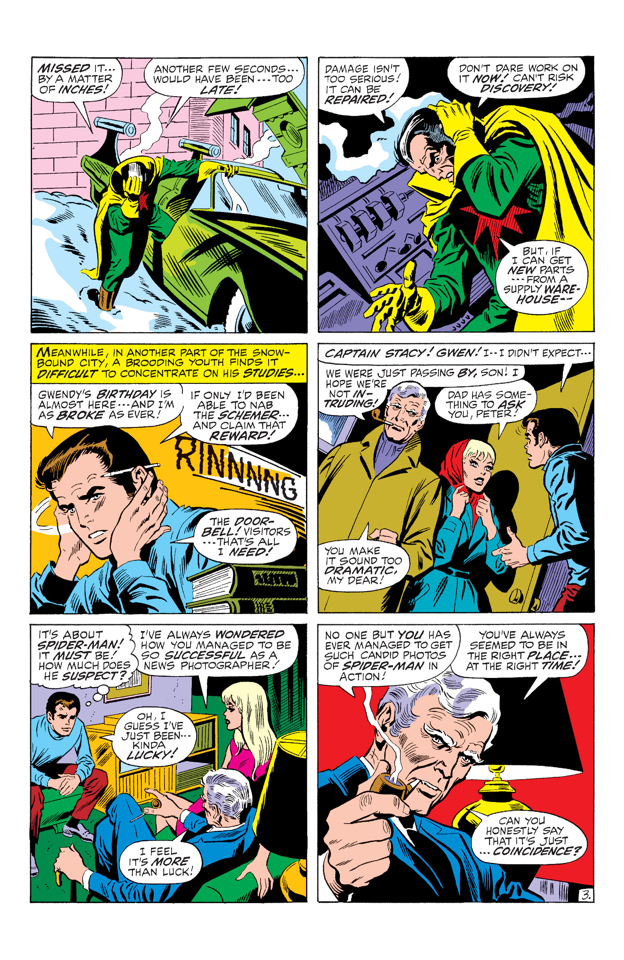 The Amazing Spider-Man (1963) 85 Page 3