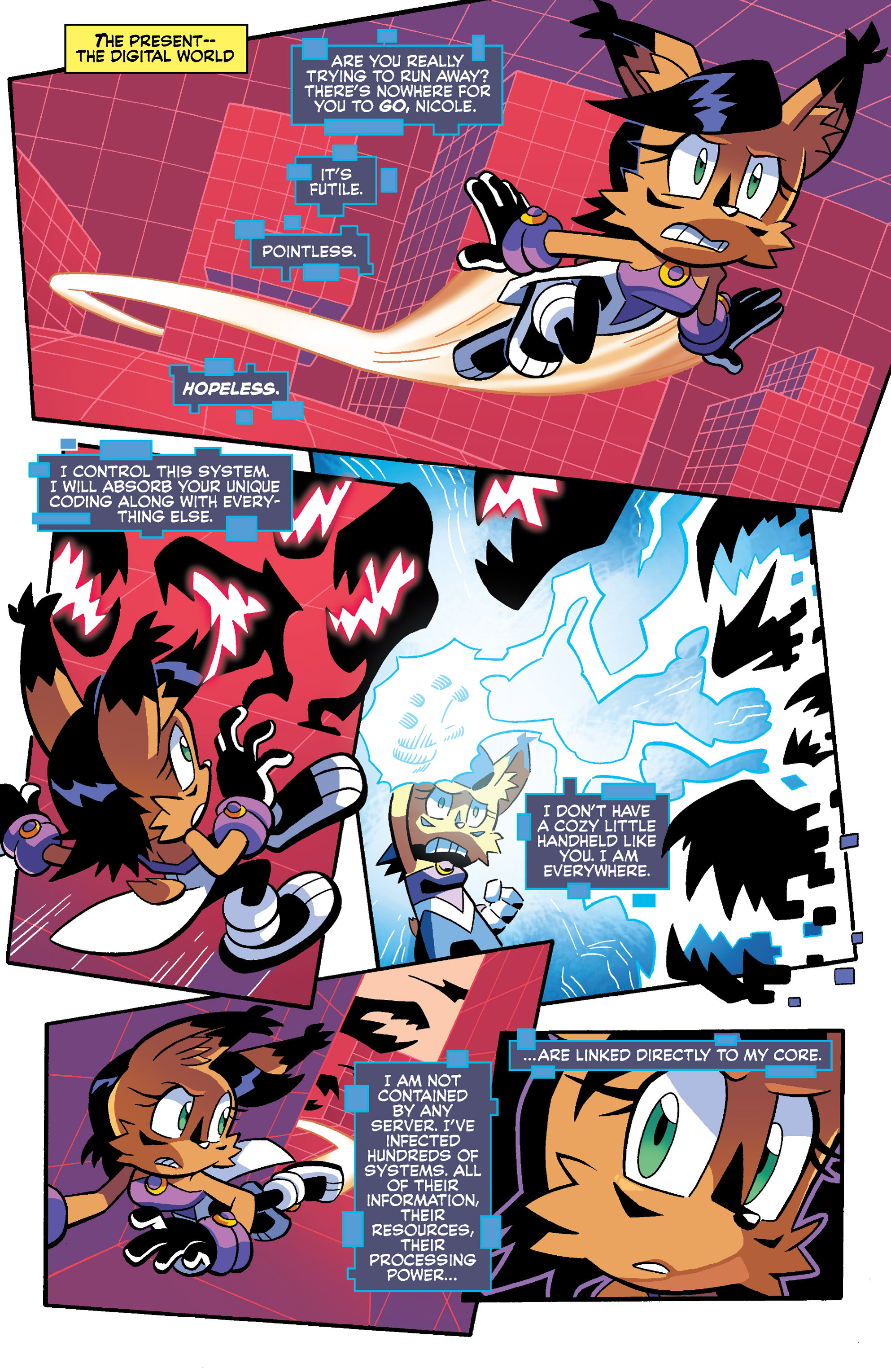 Read online Sonic Universe comic -  Issue #73 - 18