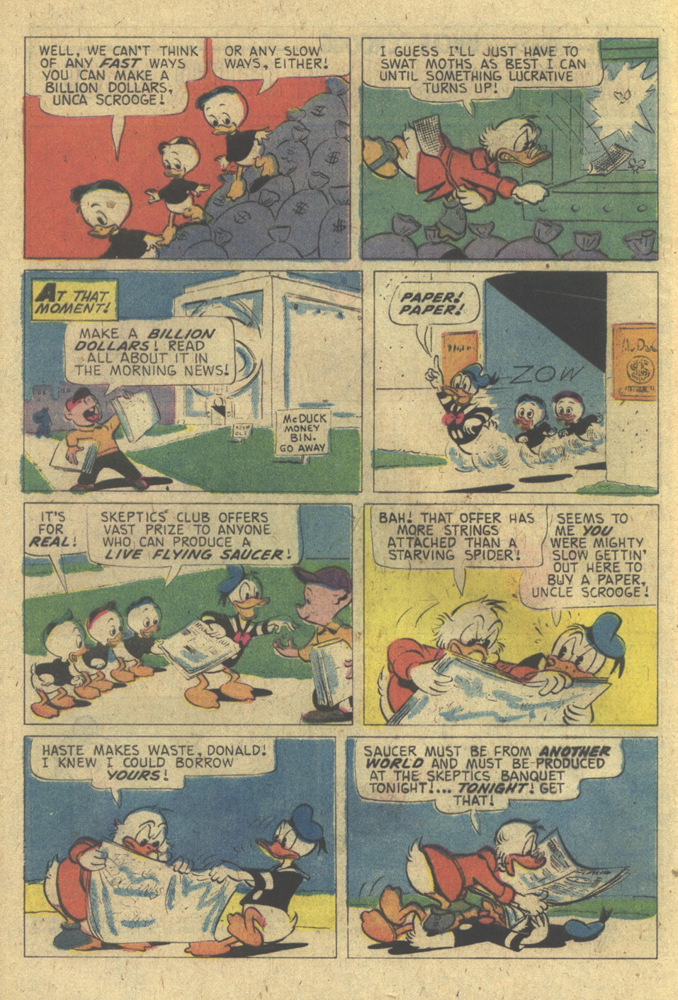 Read online Uncle Scrooge (1953) comic -  Issue #130 - 4