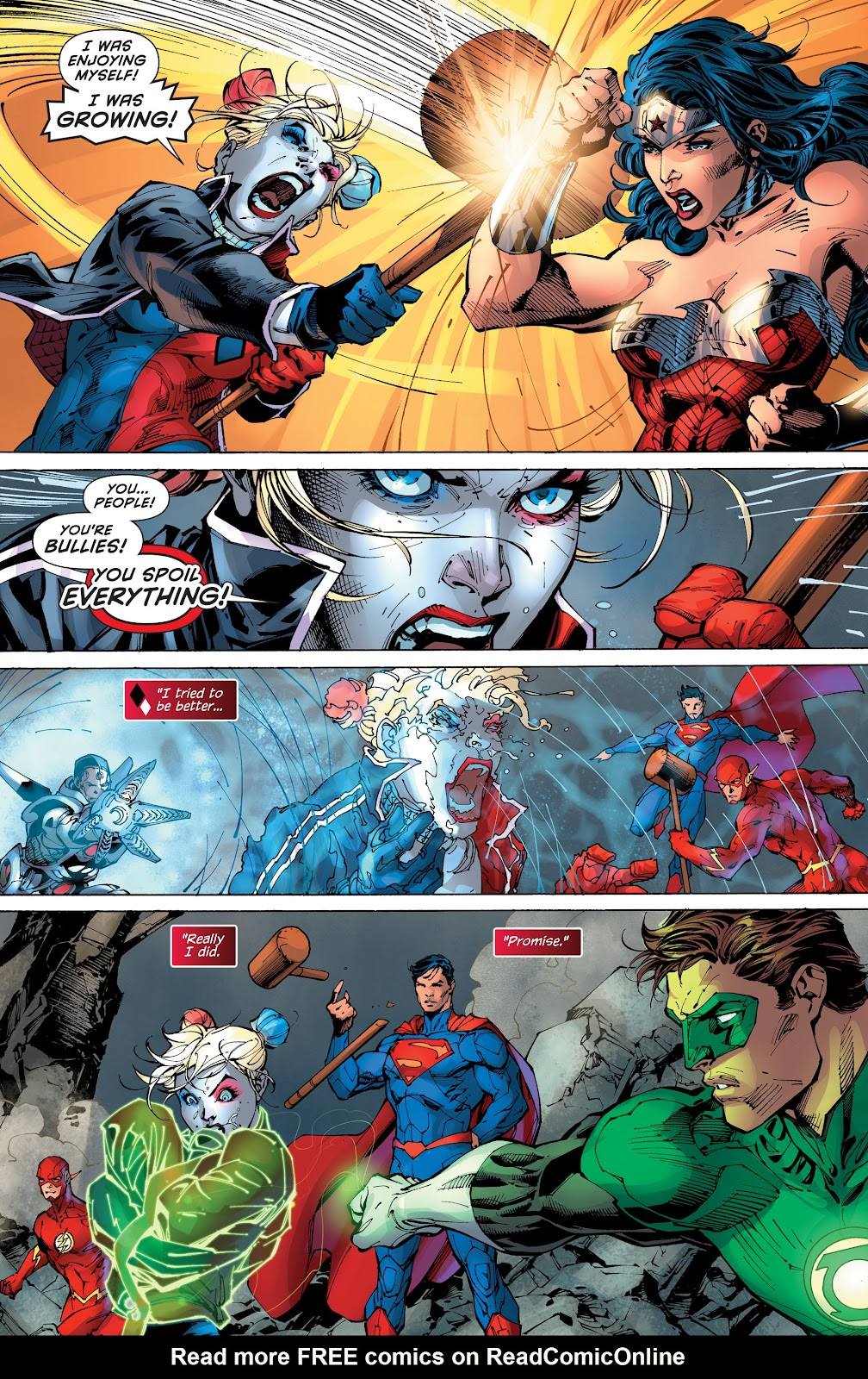Read online Harley Quinn & the Suicide Squad Special Edition comic -  Issue # Full - 28