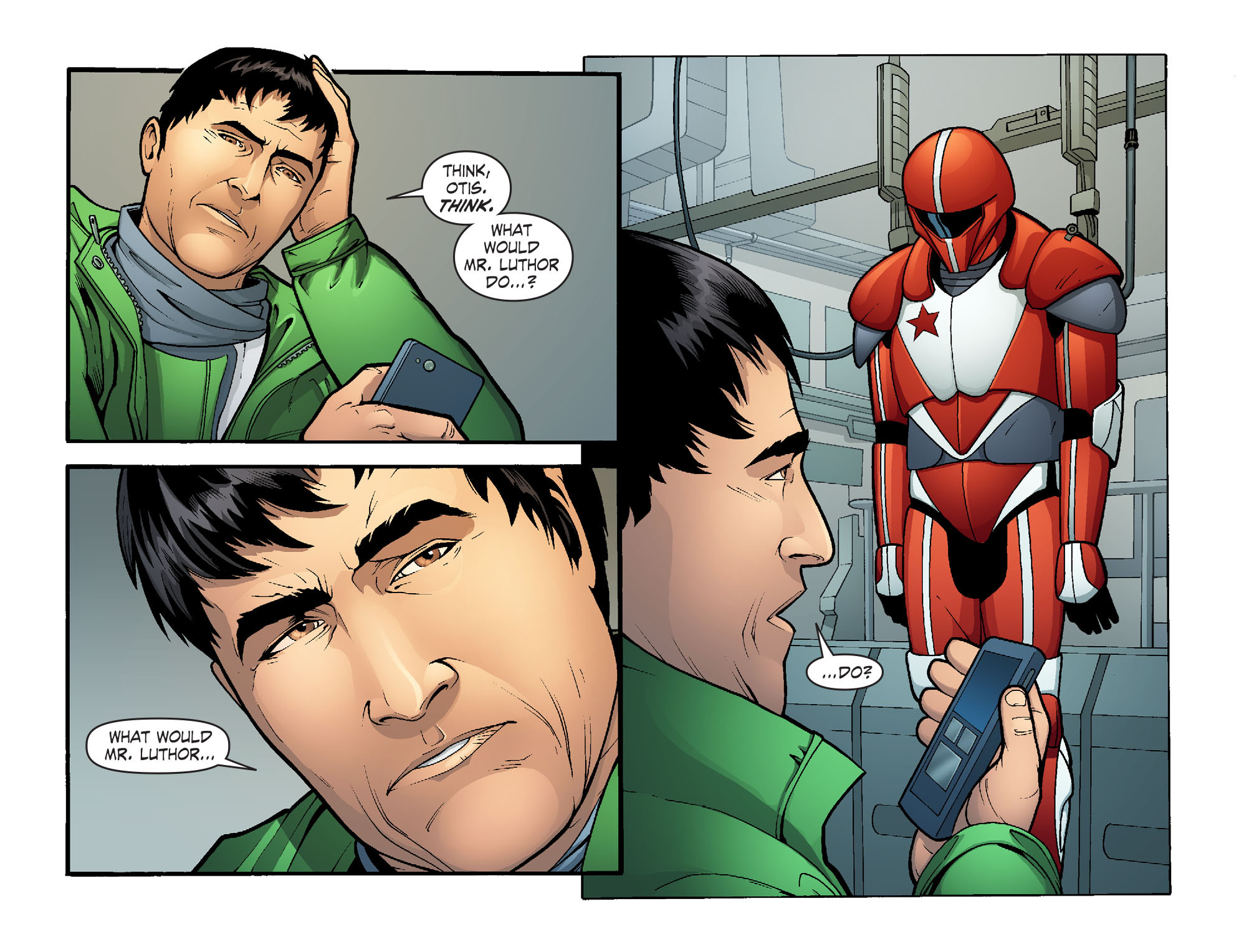 Read online Smallville: Alien comic -  Issue #10 - 4