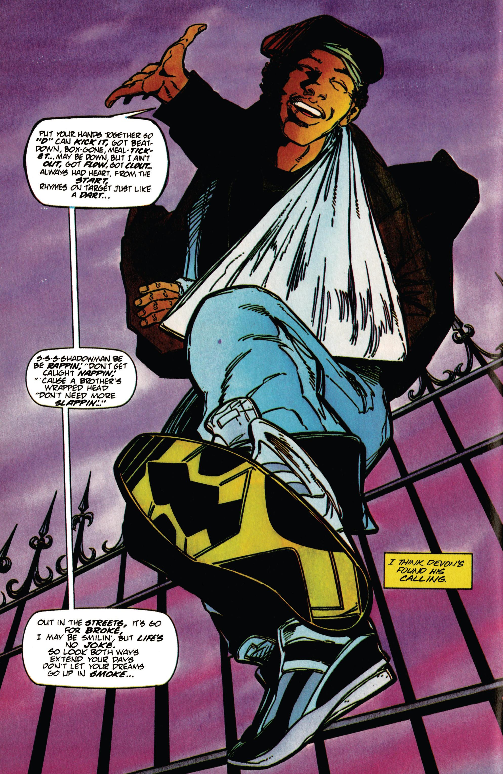 Read online Shadowman (1992) comic -  Issue #39 - 11