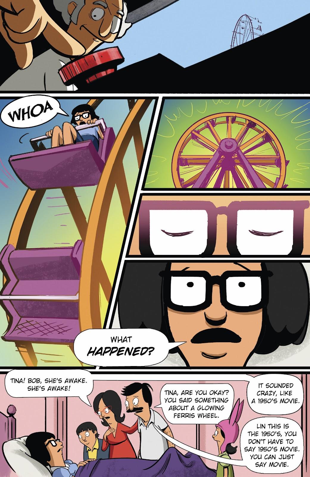 Bob's Burgers (2015) Issue #10 #10 - English 7