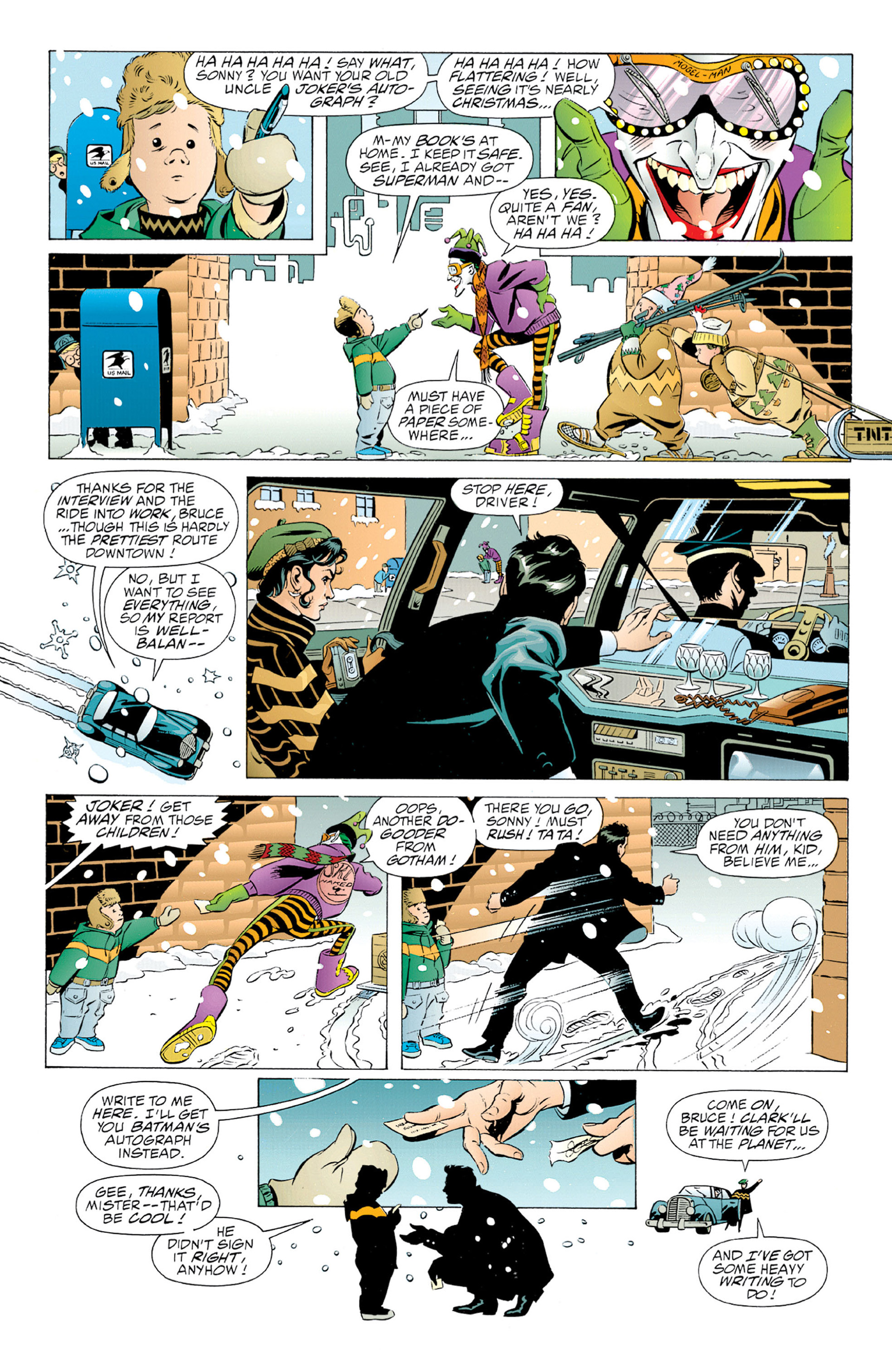 Read online World's Finest (1990) comic -  Issue #2 - 31