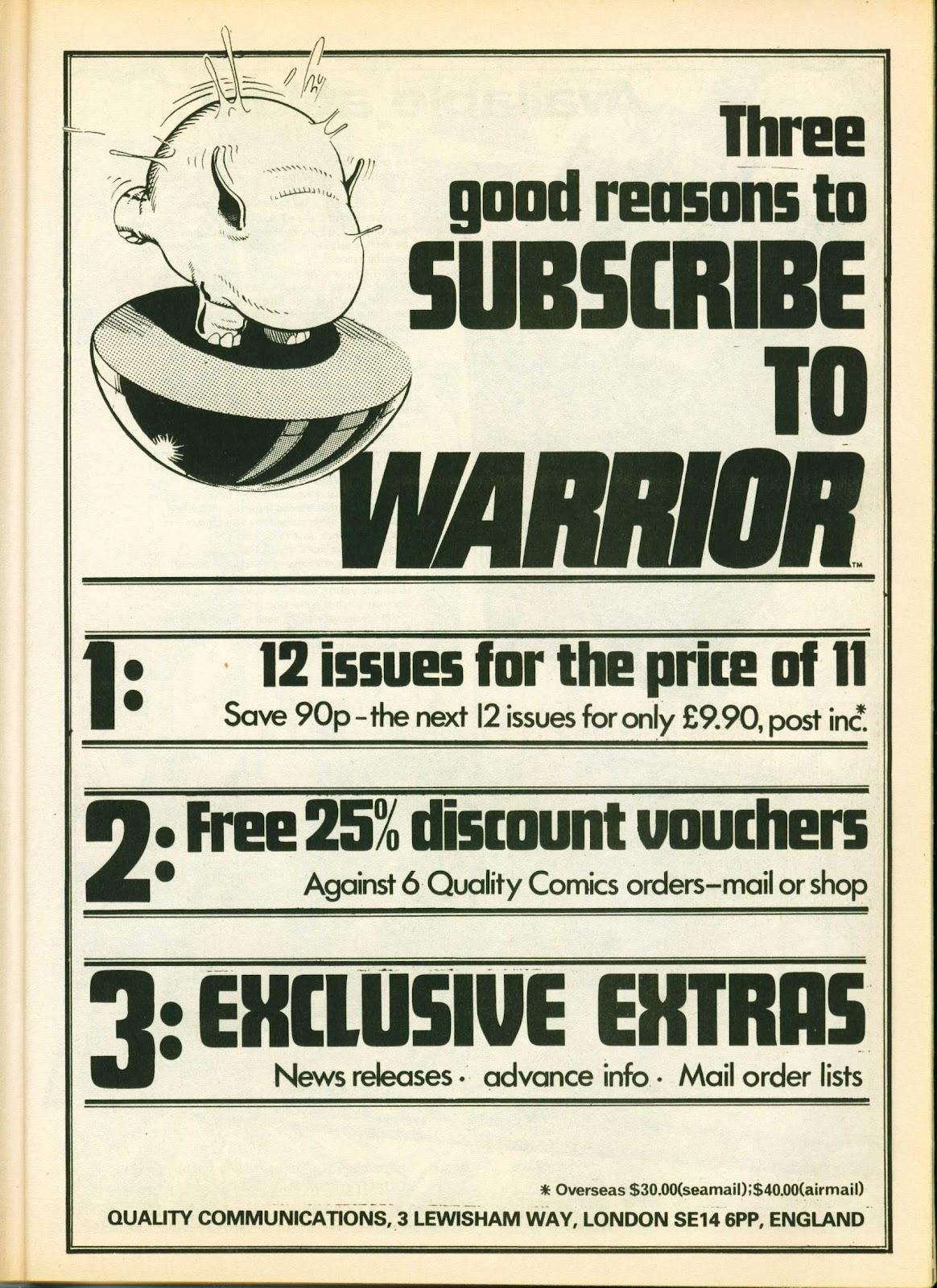 Warrior Issue #25 #26 - English 15