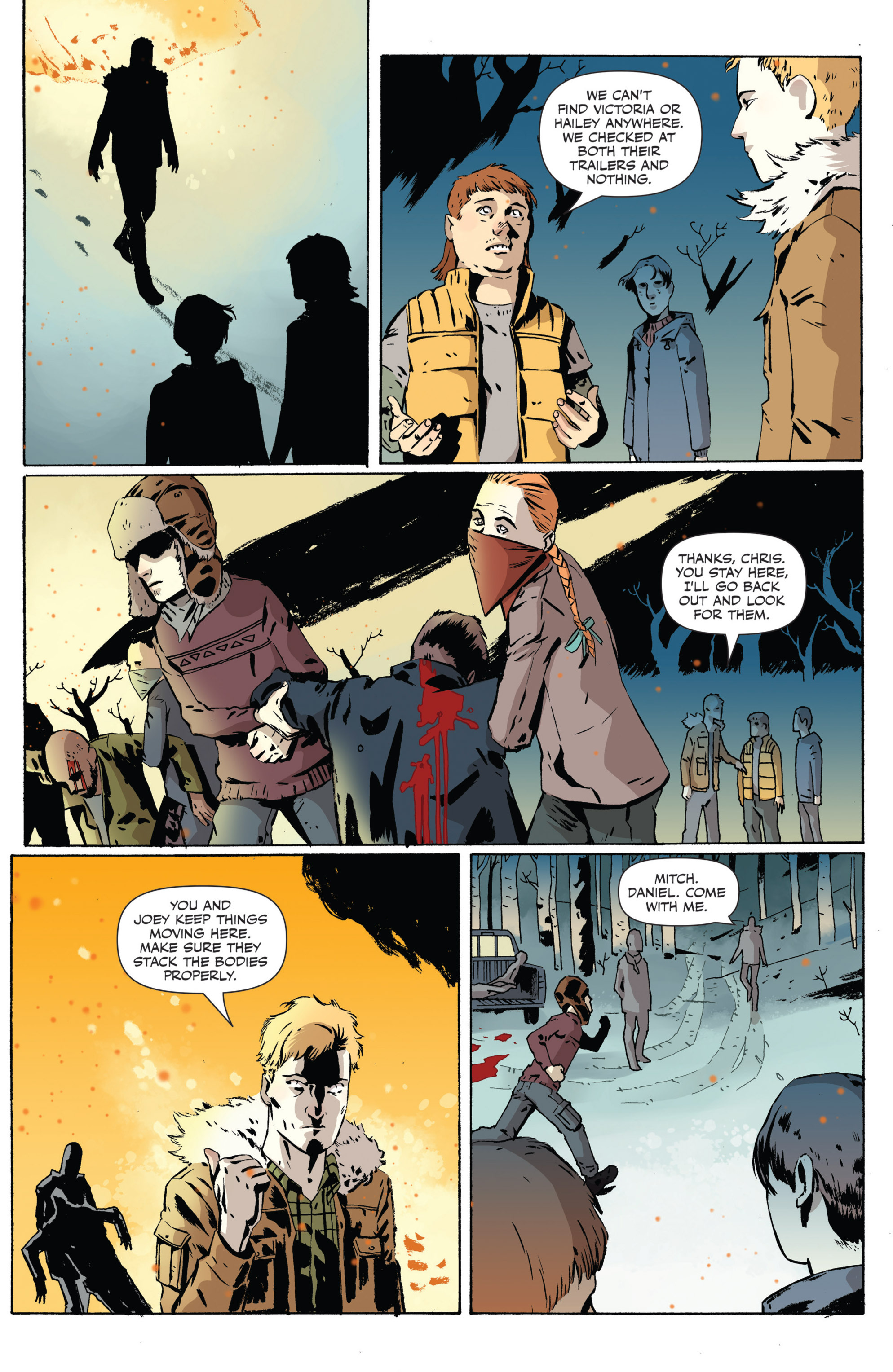 Read online Sheltered comic -  Issue #2 - 11